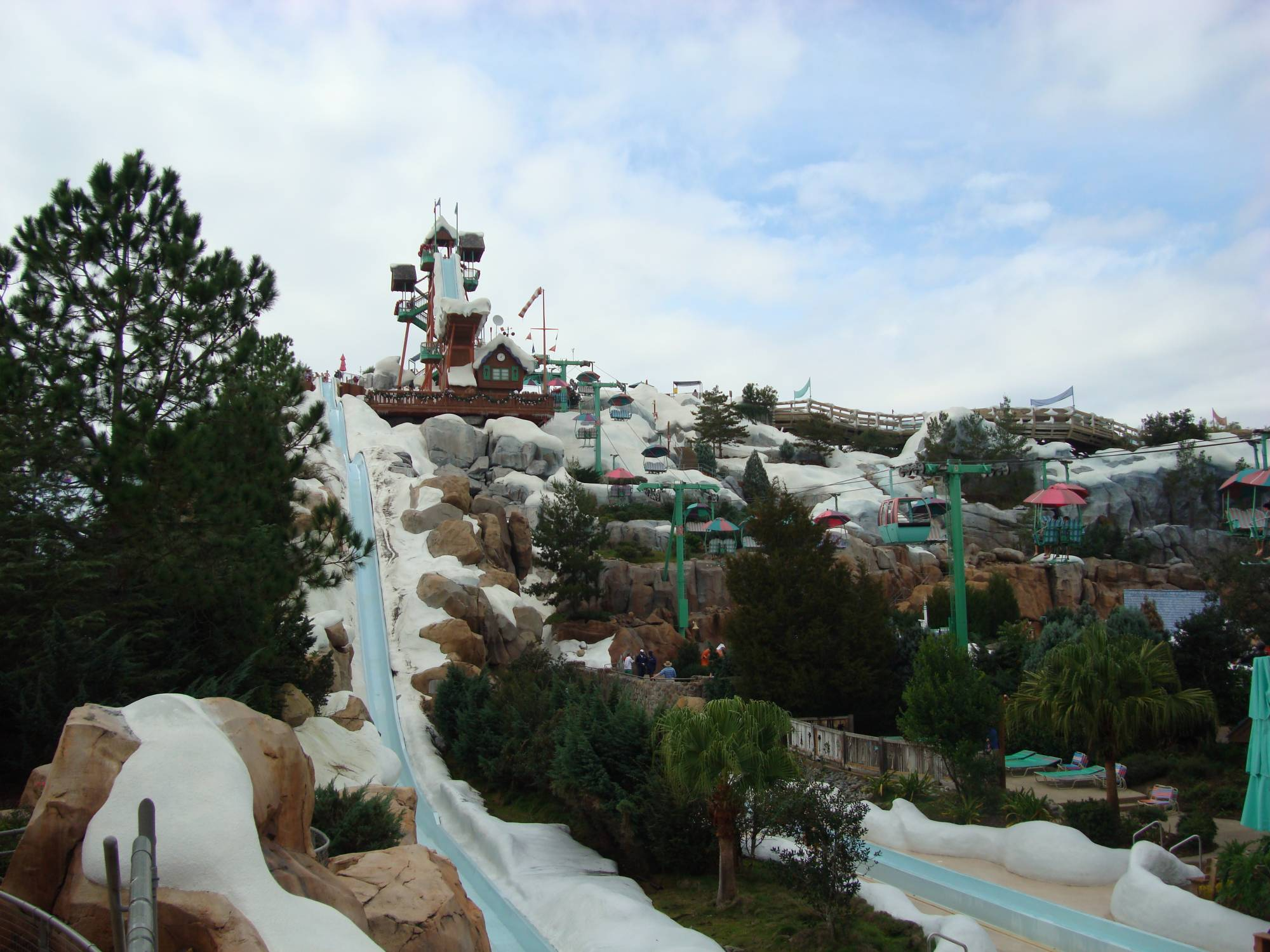 Chill out at Blizzard Beach at Walt Disney World |PassPorter.com