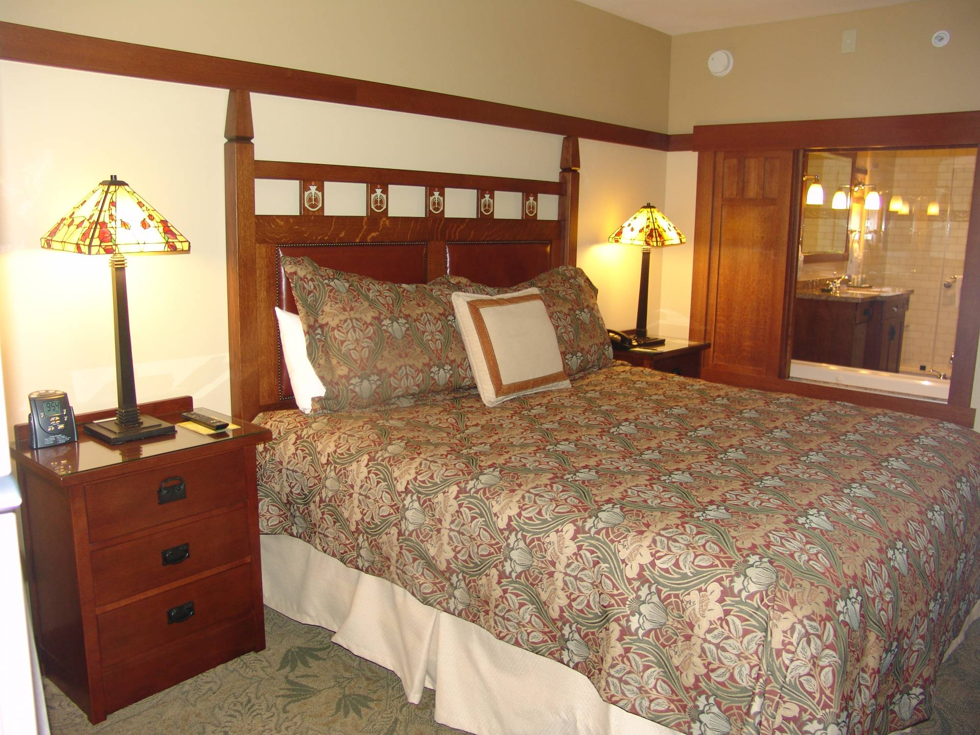 Grand Californian Hotel - one bedroom villa photo