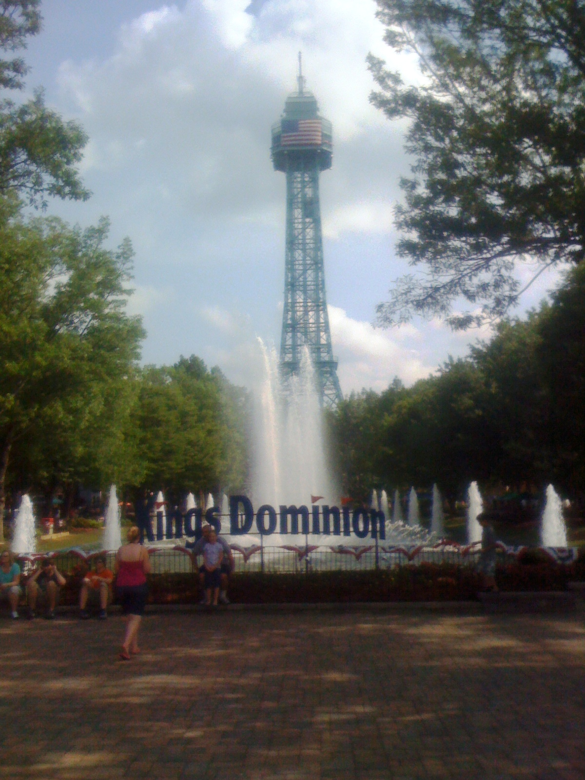 Paramount's Kings Dominion photo