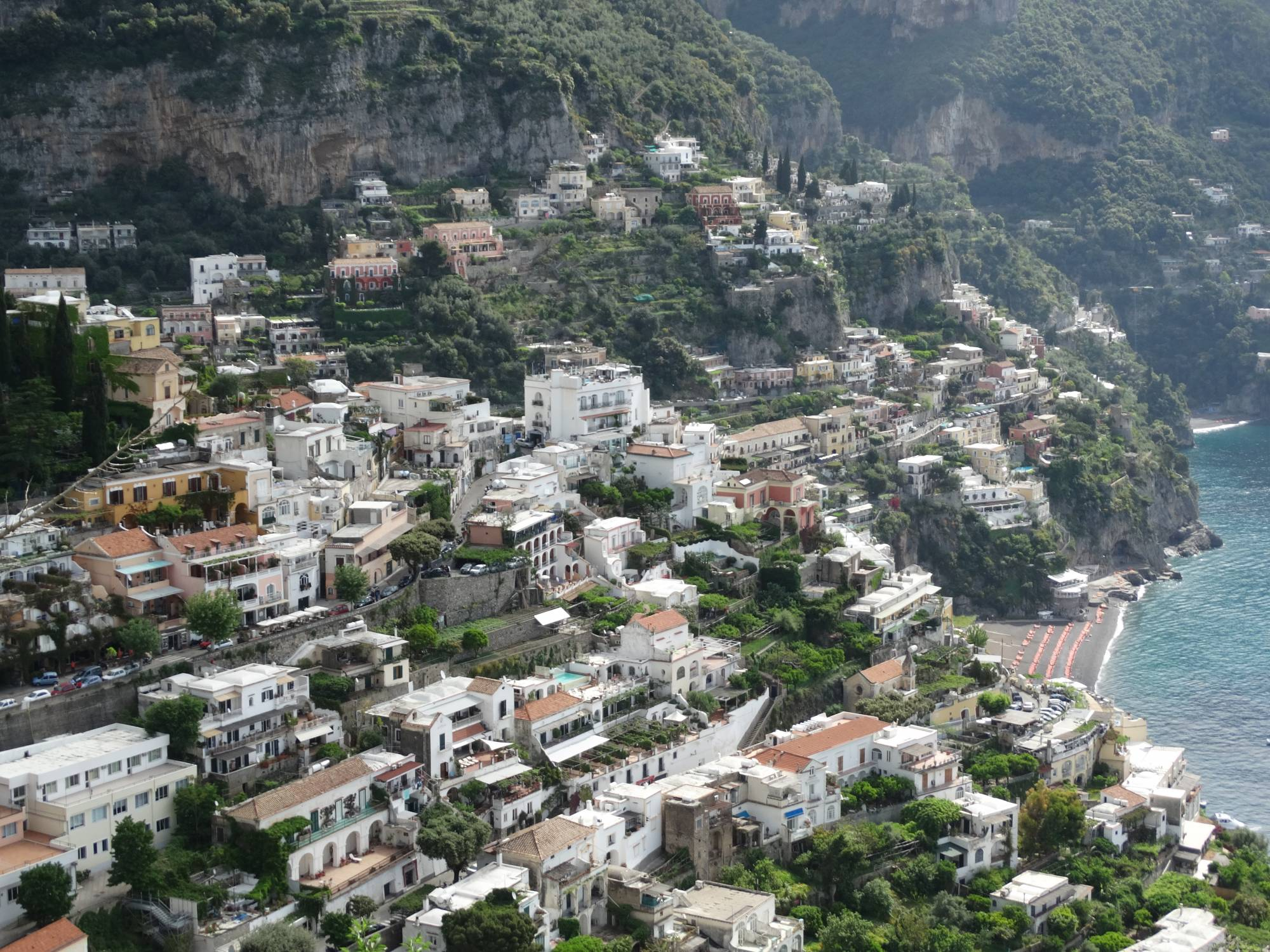Positano, Amalfi coast, Italy photo
