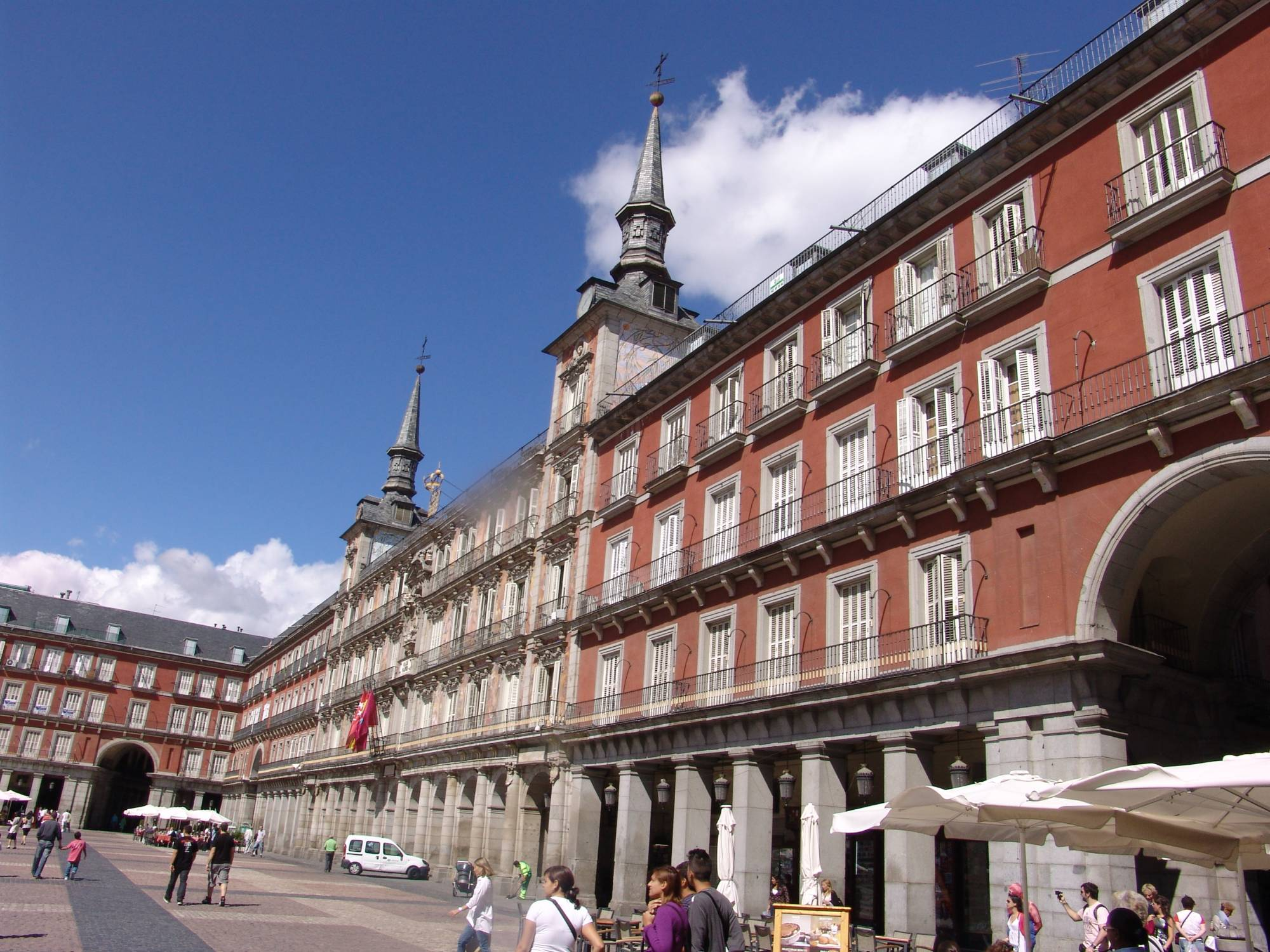 Madrid - Plaza Mayor photo