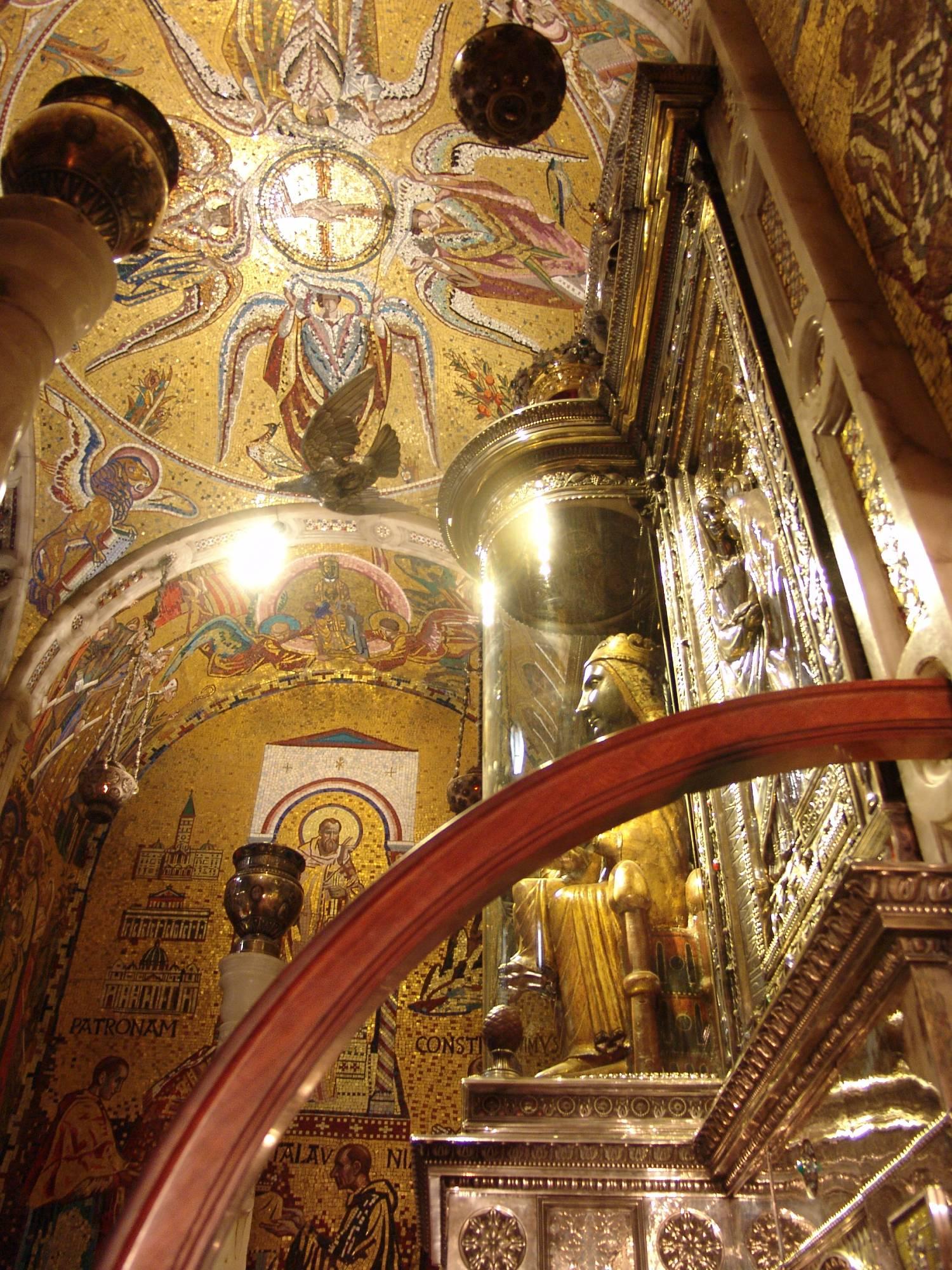 Monastery of Montserrat photo