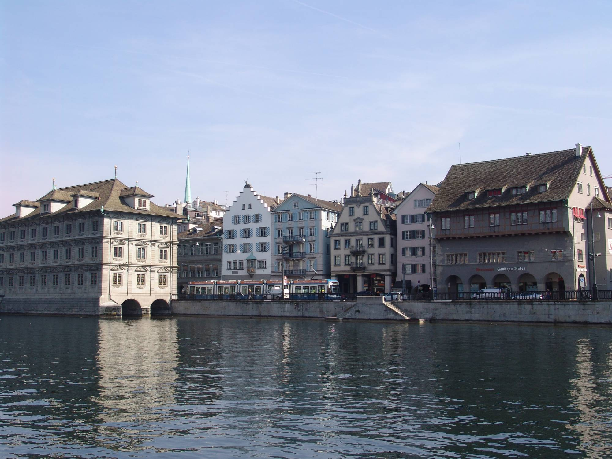 Zurich - Old Town photo