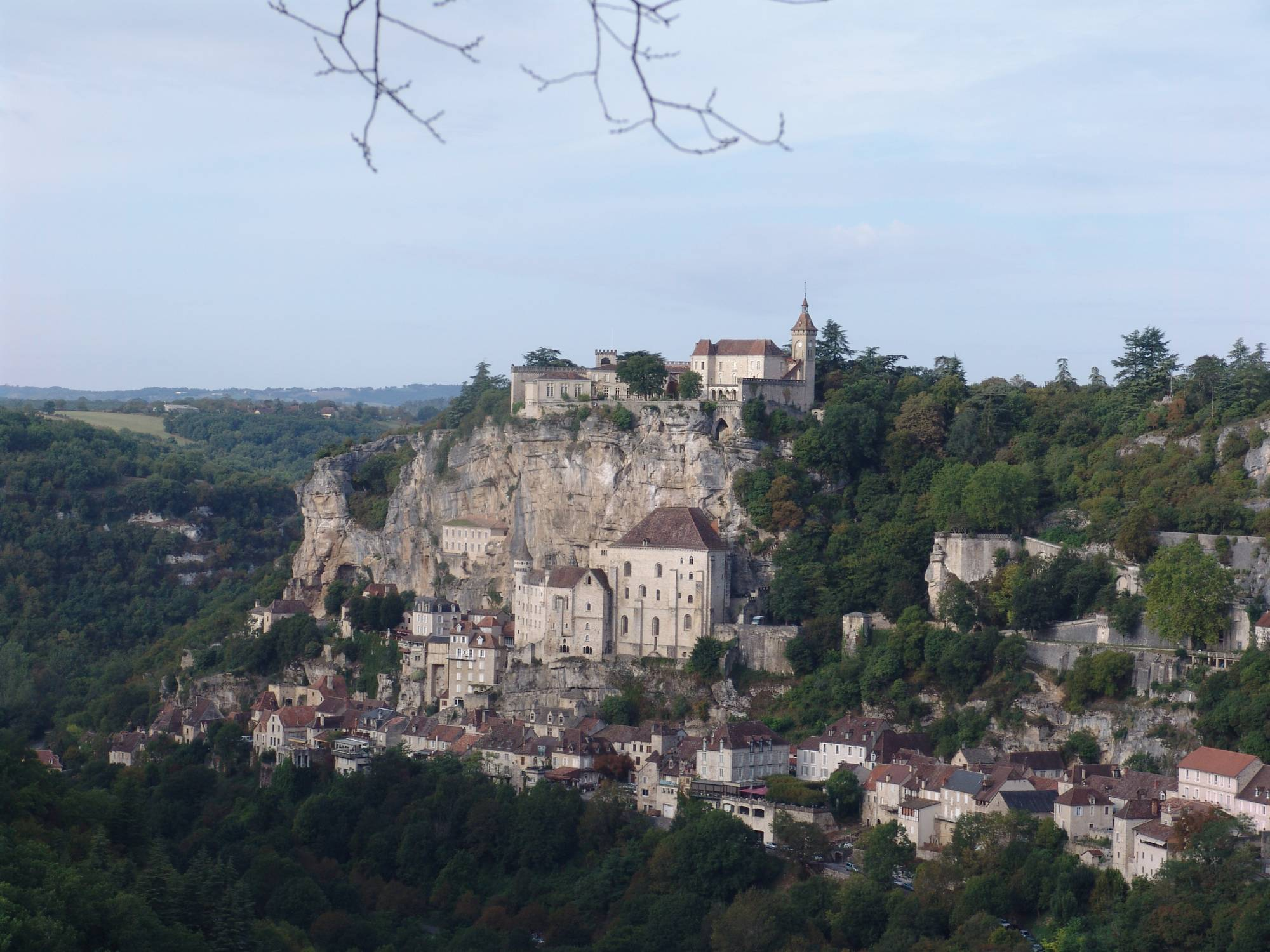 Discover the stunning views of Rocamadour, France! | PassPorter.com