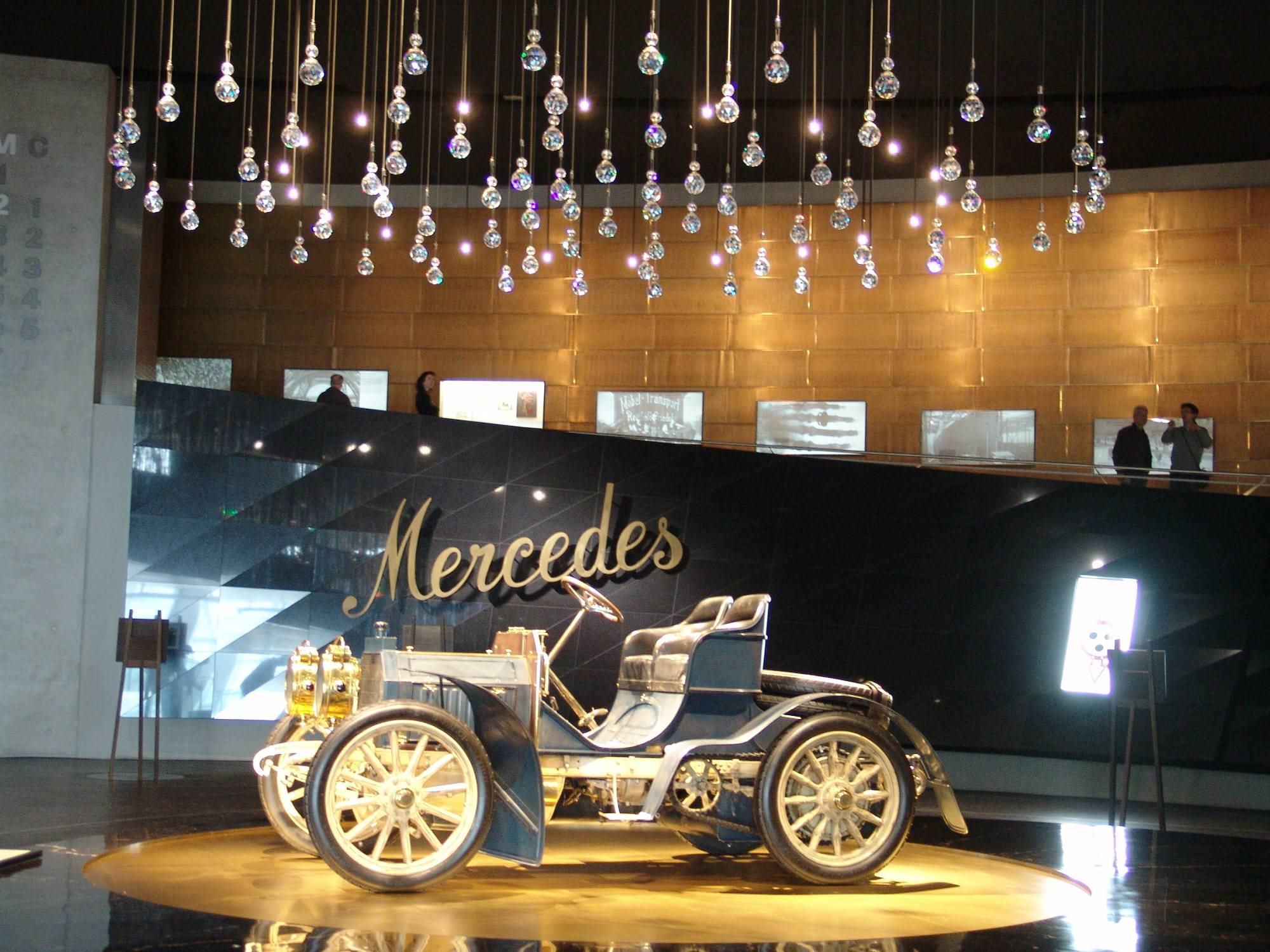 Learn about the history of autombiles at the Mercedes-Benz Museum |PassPorter.com