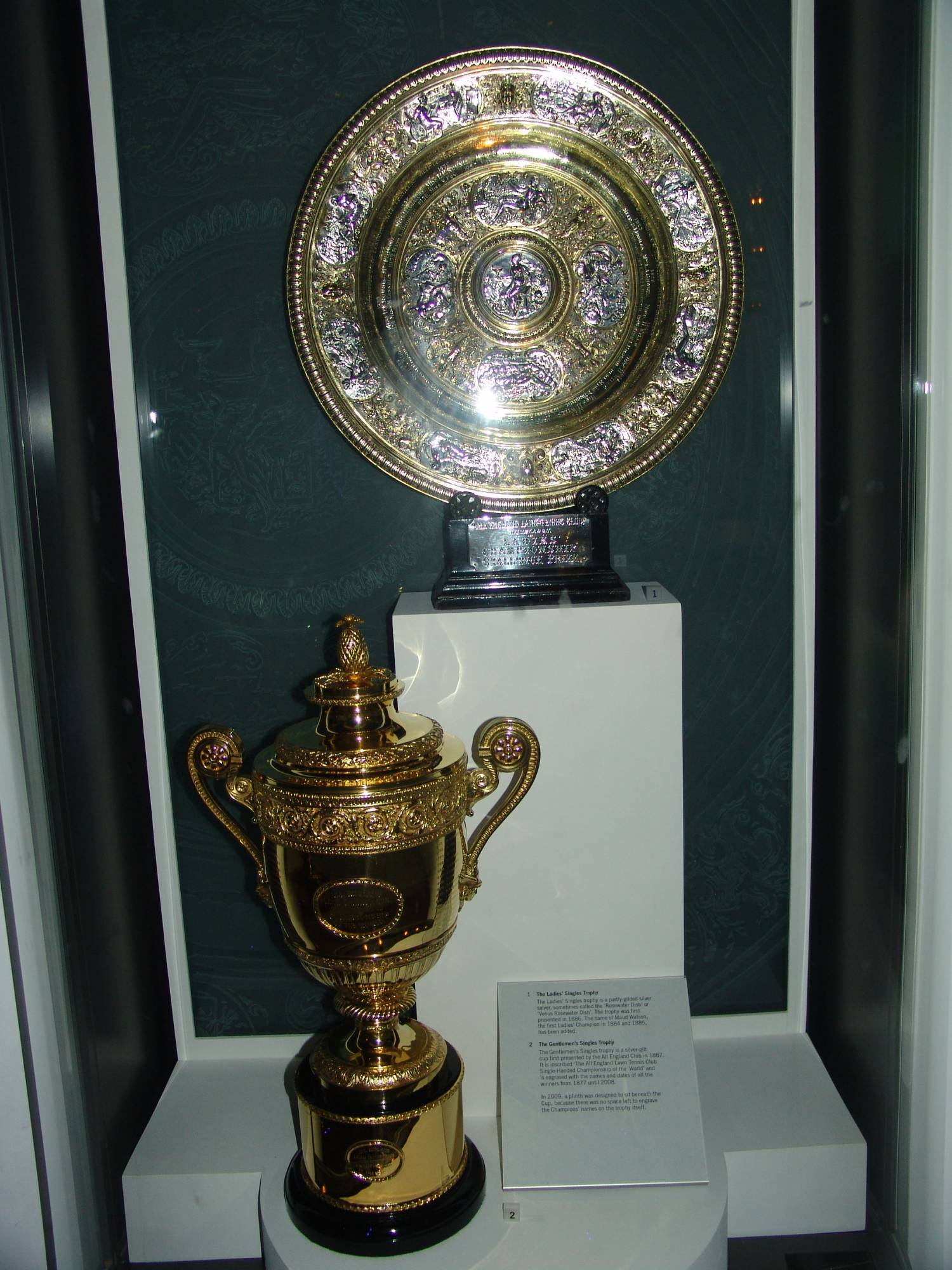 Learn more about Tennis at the Wimbledon Tennis Museum | PassPorter.com