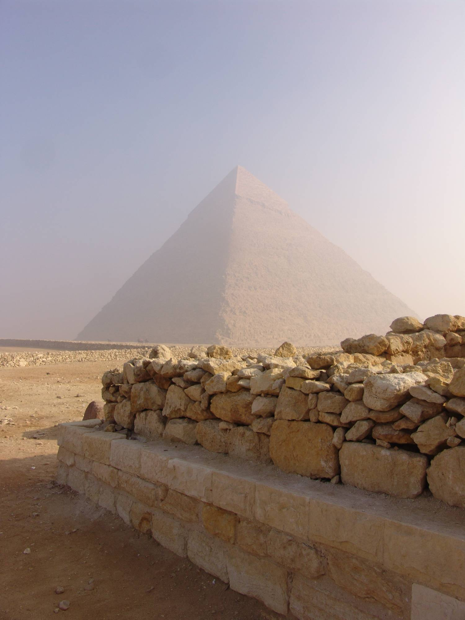 Egypt - Giza Pyramids photo