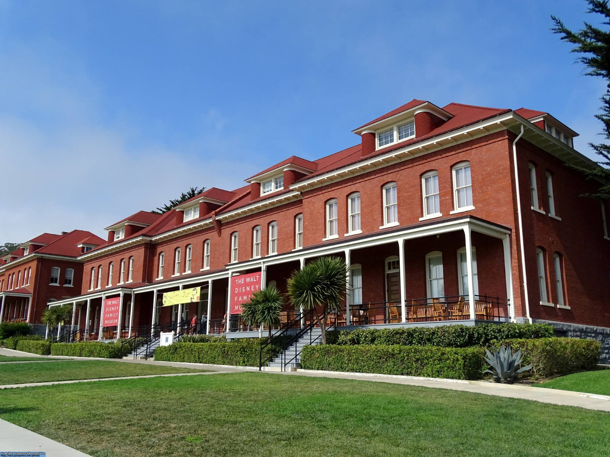 Learn more about Walt Disney at the Walt Disney Family Museum in San Francisco |PassPorter.com