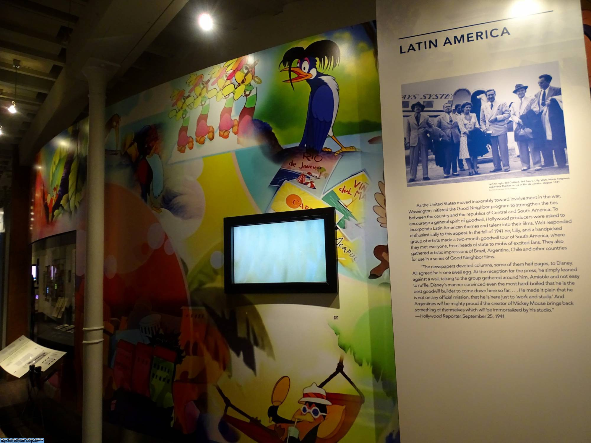 Explore the Walt Disney Family Museum in San Francisco |PassPorter.com