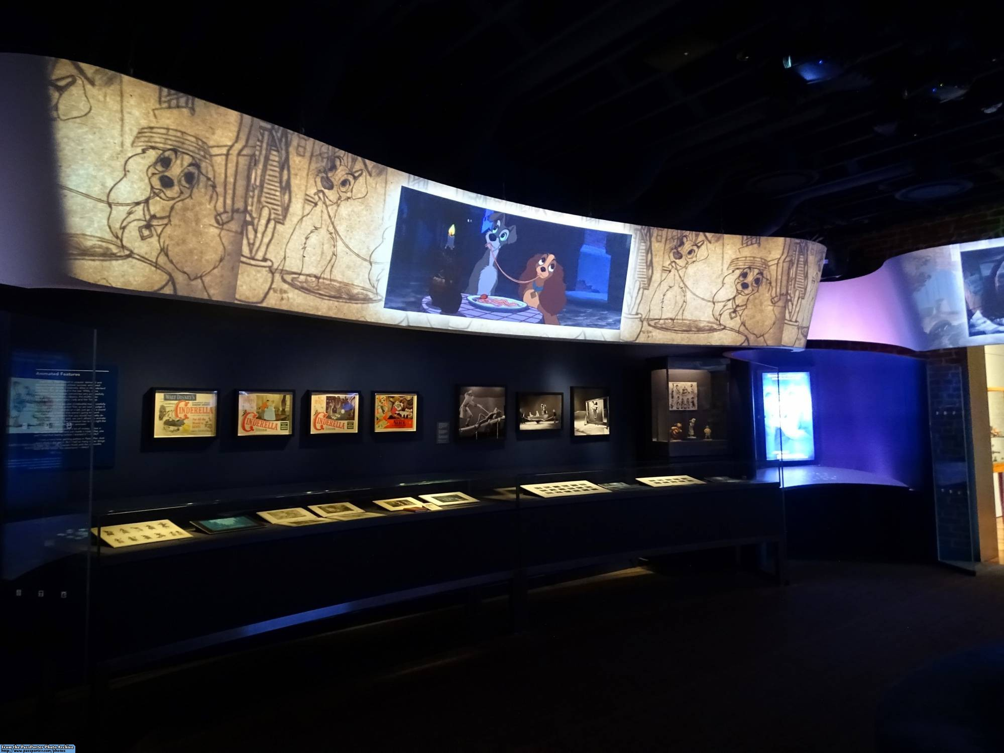 Explore the Walt Disney Family Museum in San Francisco | PassPorter.com