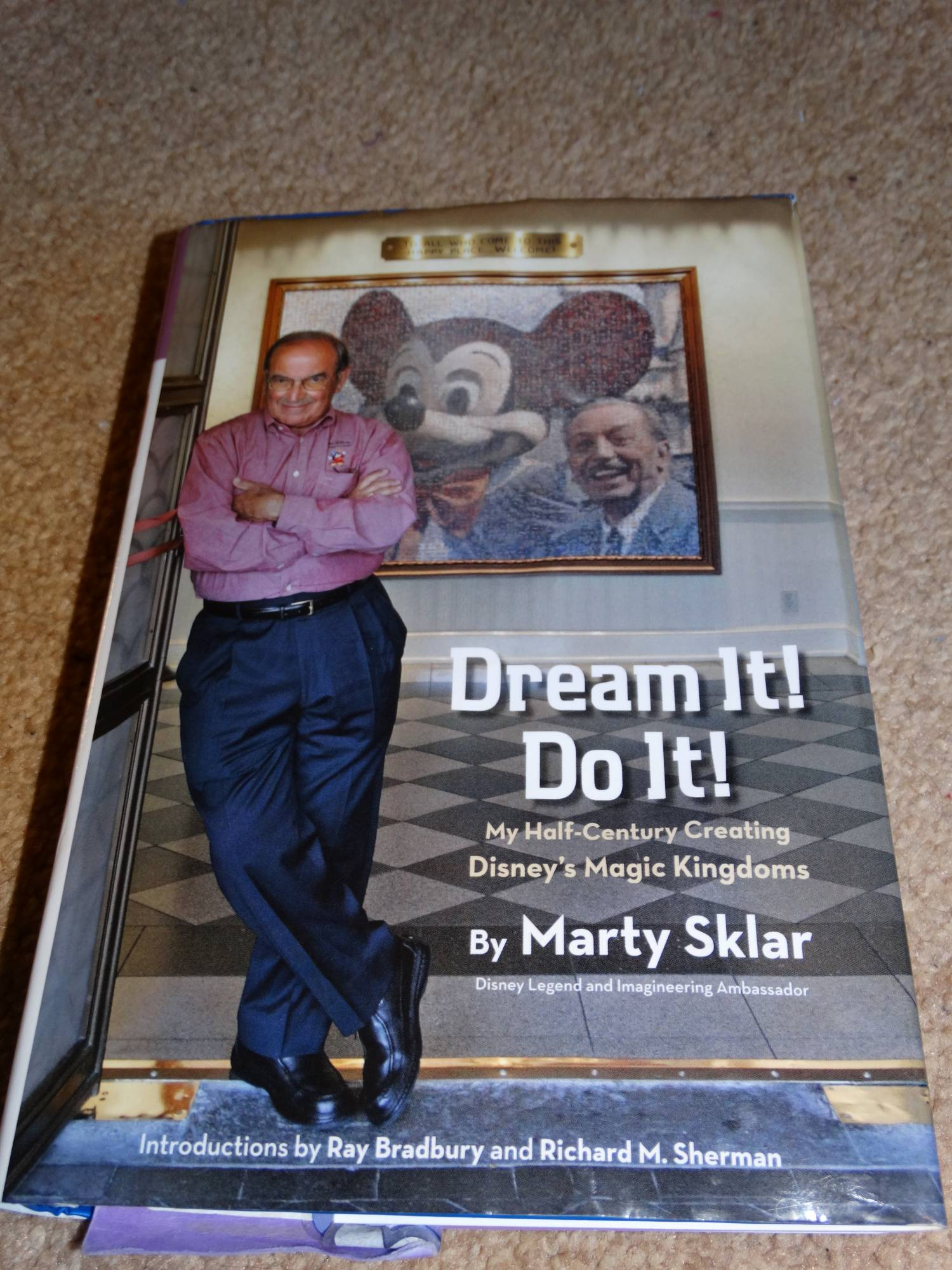 Enjoy Disney Legend Marty Sklar's new book,  | PassPorter.com