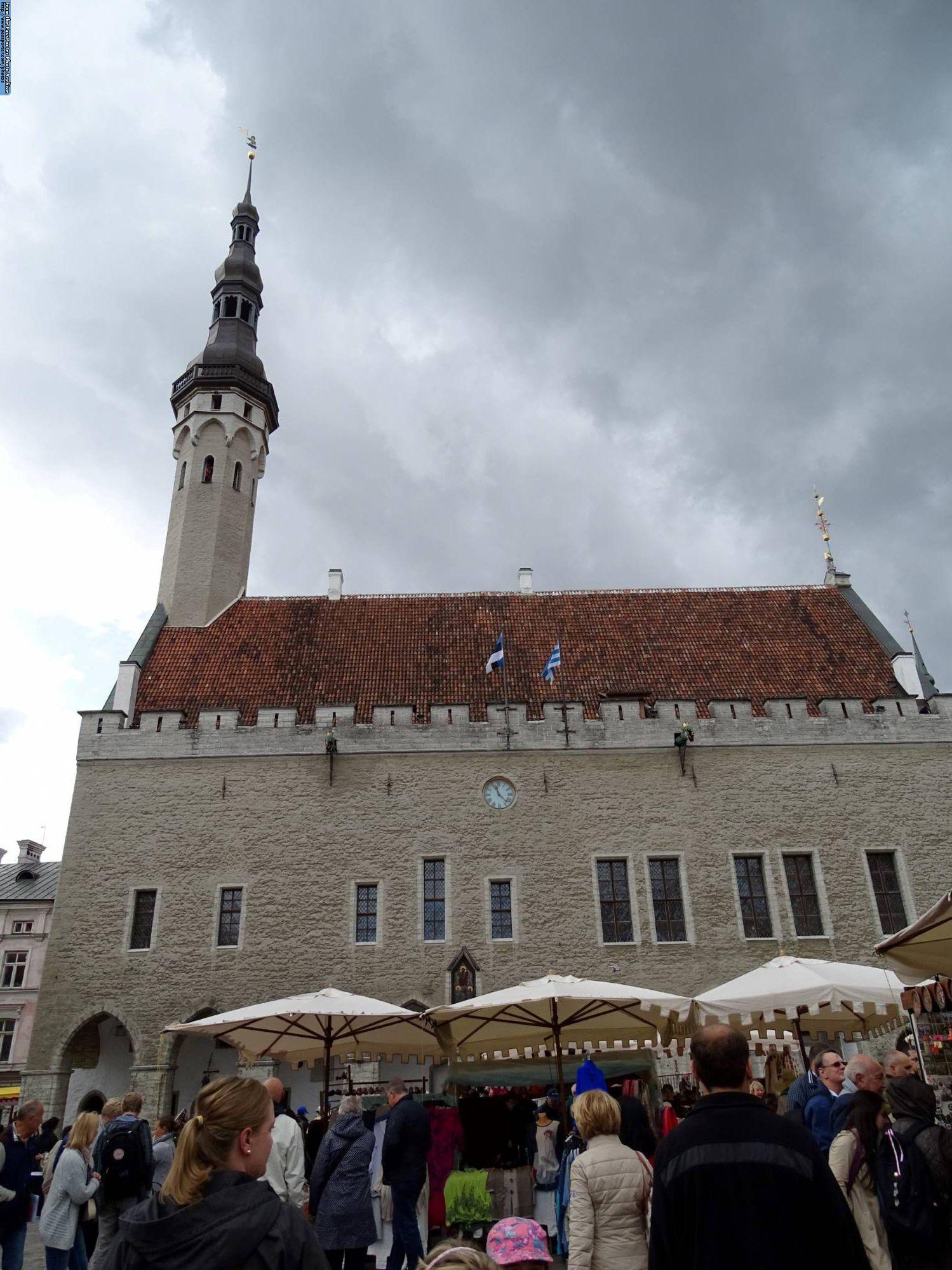 Explore the city of Tallinn, Estonia on your Disney Cruise | PassPorter.com