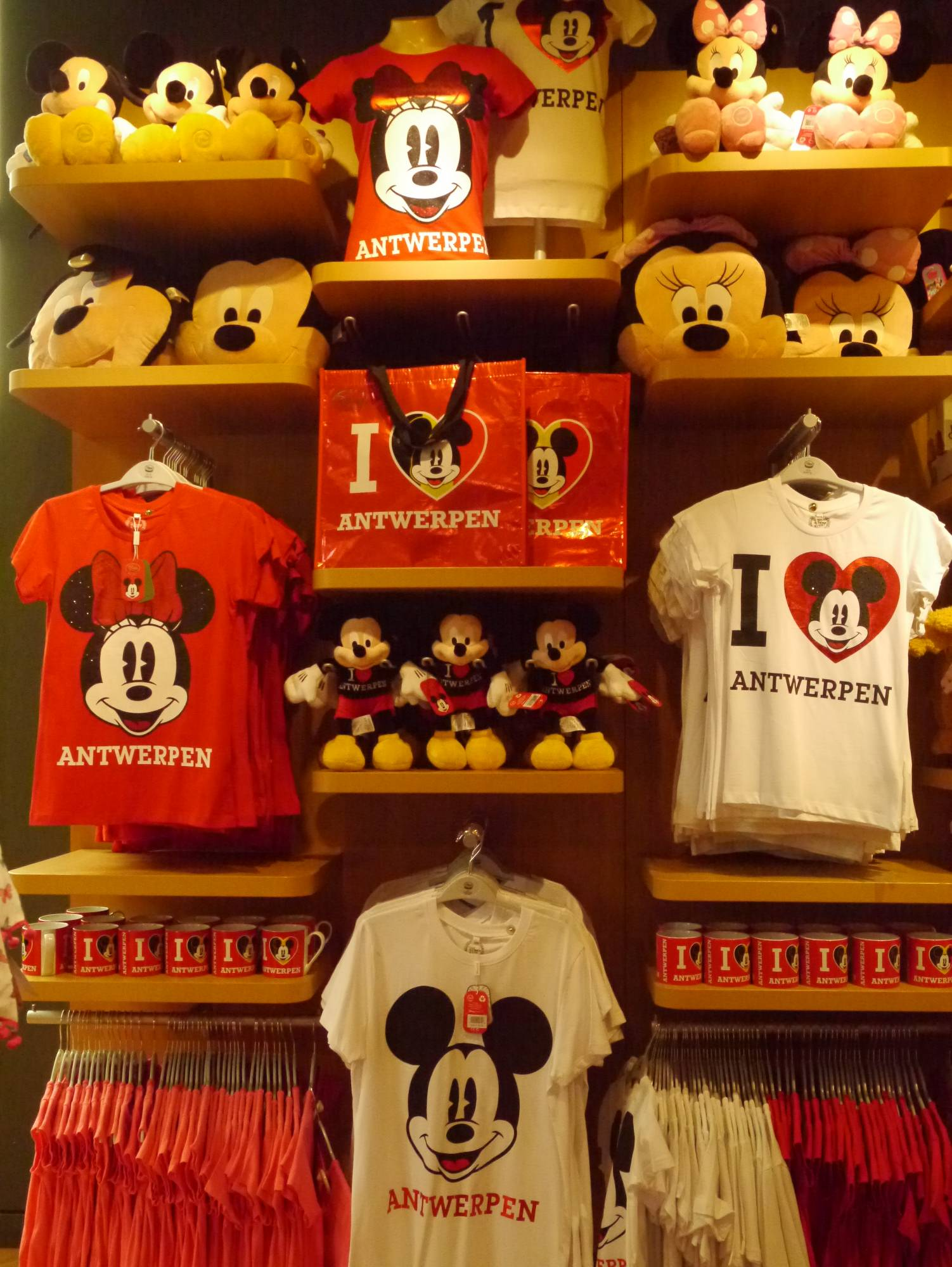 Disney Store - Antwerp, Belgium photo