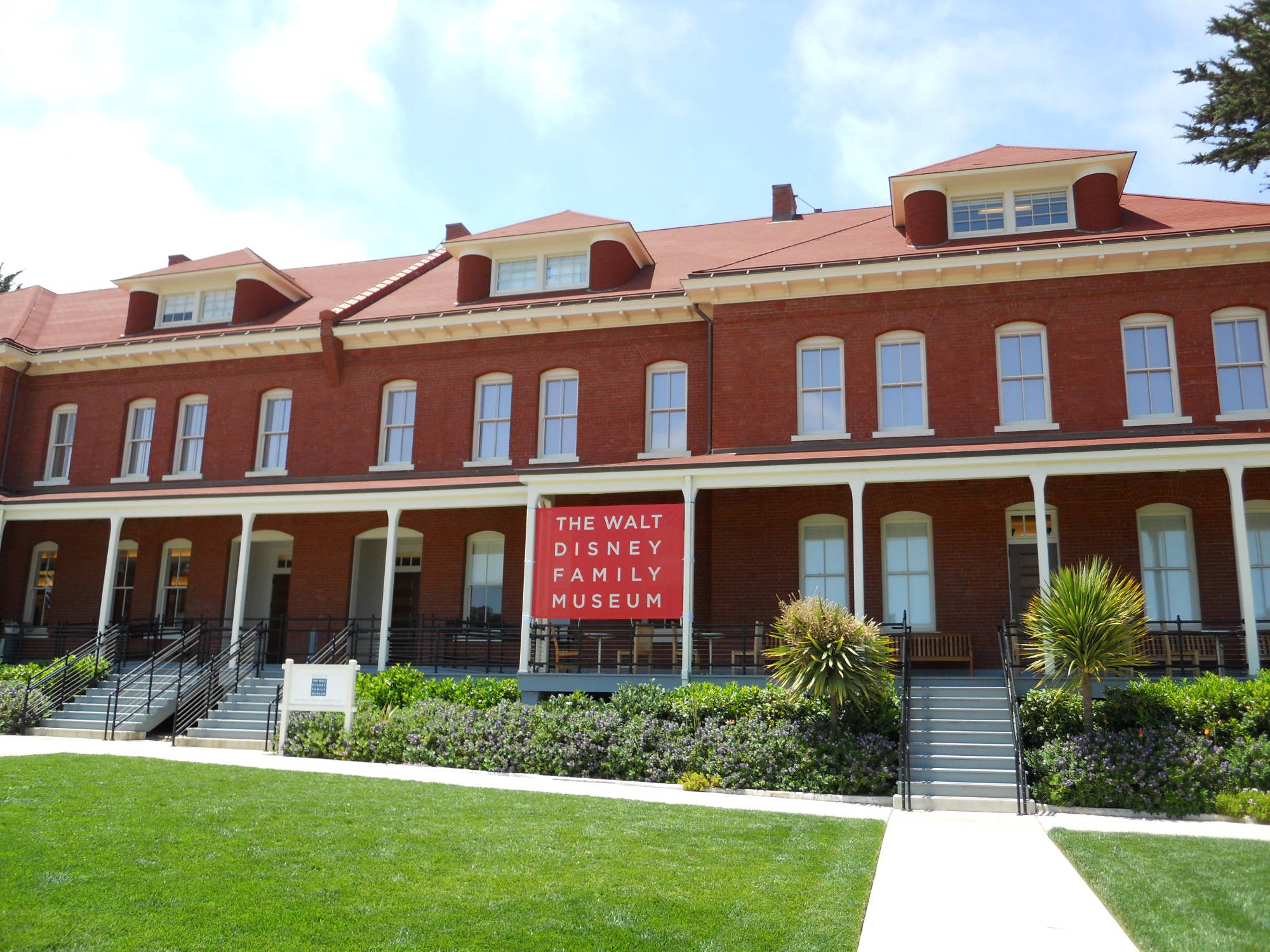 Learn more about Walt Disney at the Walt Disney Family Museum |PassPorter.com