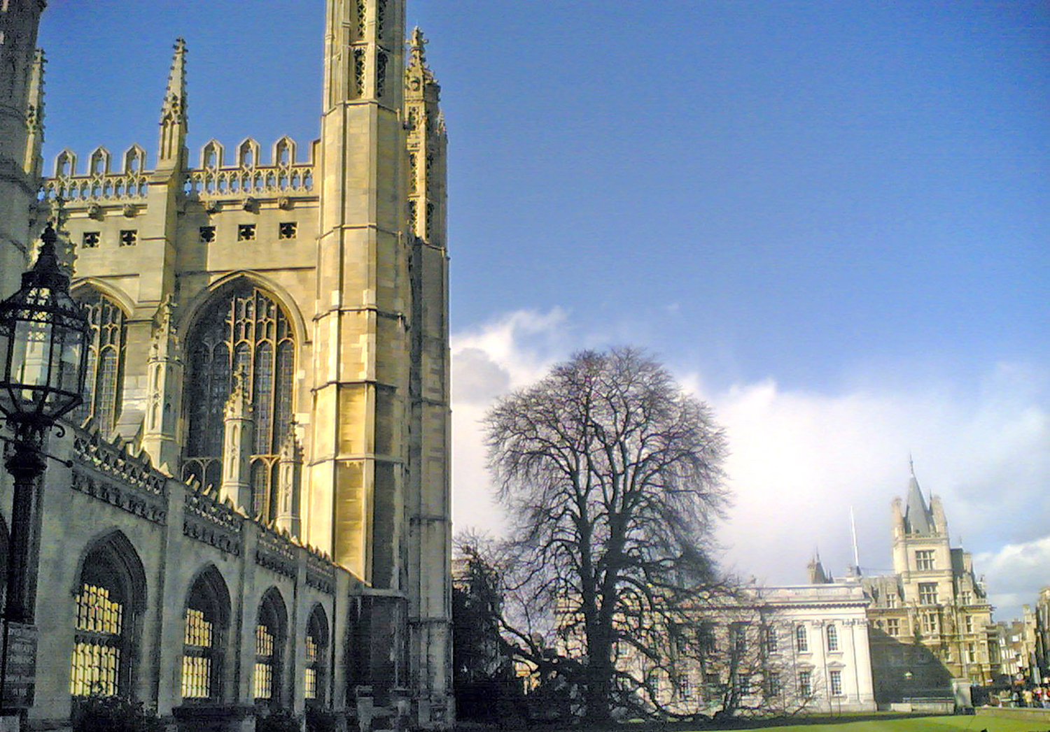 Learn about historic Cambridge University | PassPorter.com
