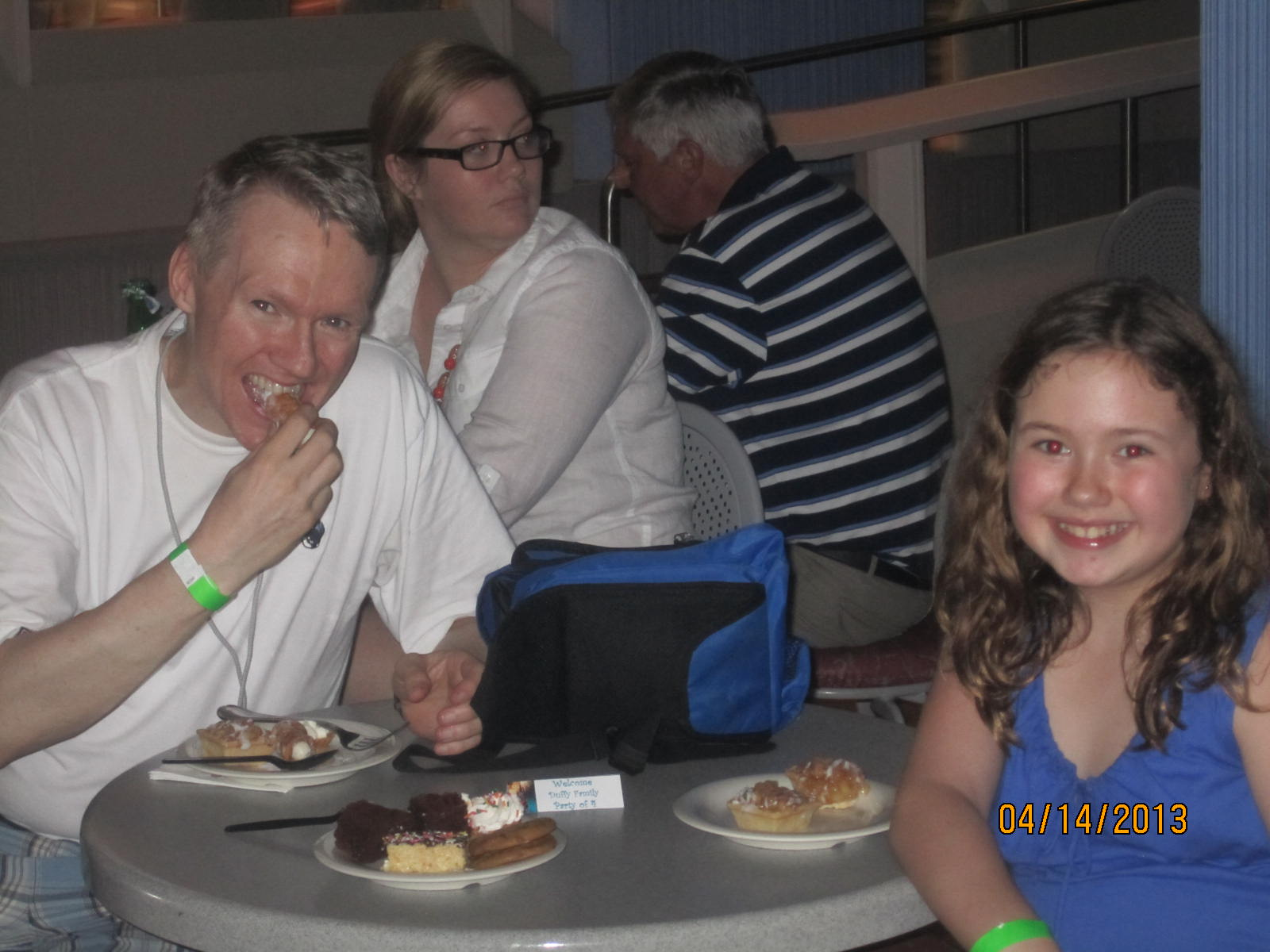 Get a fantastic view of 'Wishes' from the Tomorrowland Terrace Dessert Party in the Magic Kingdom |PassPorter.com