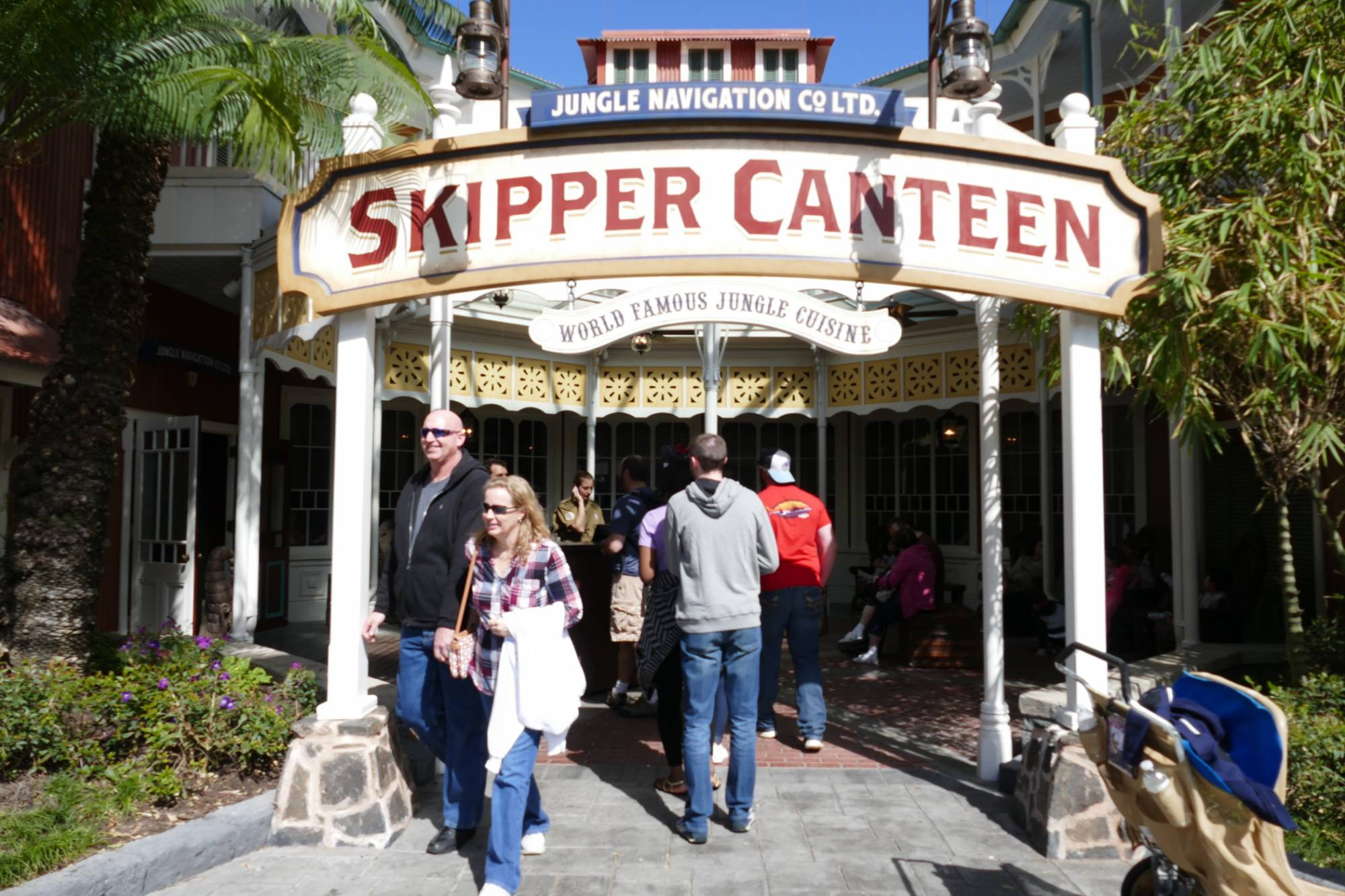 Skipper Canteen - Entrance photo