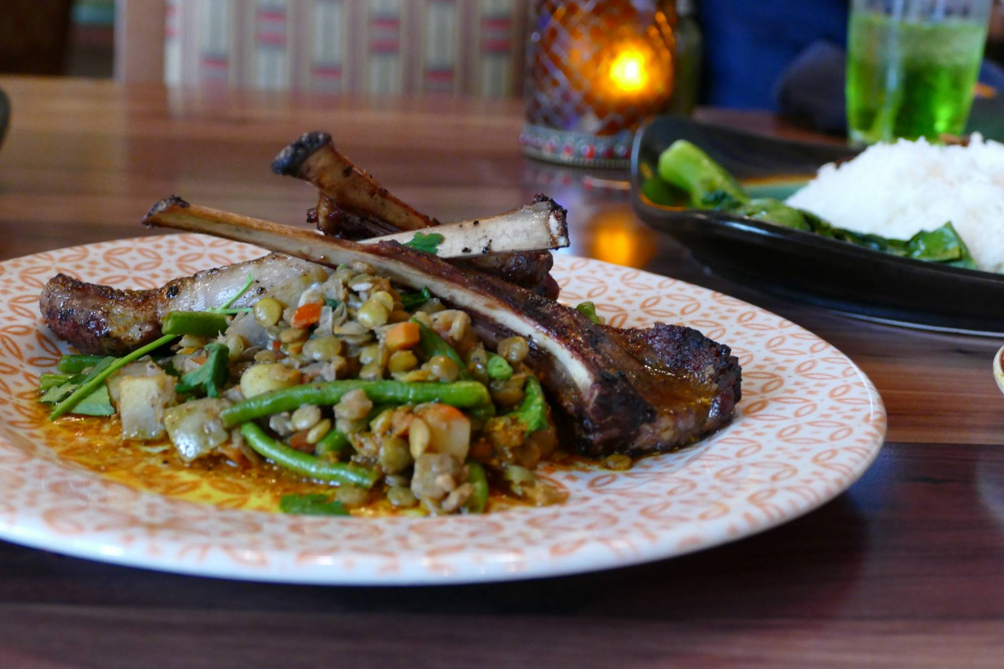 Skipper Canteen - Grilled Lamb Chops photo