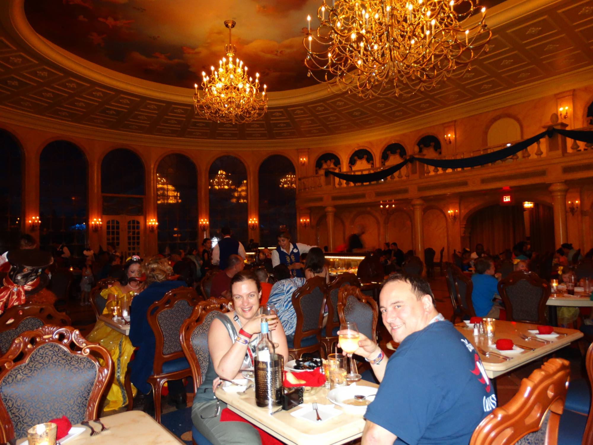 My Top 10 Table Service Restaurants At Walt Disney World
