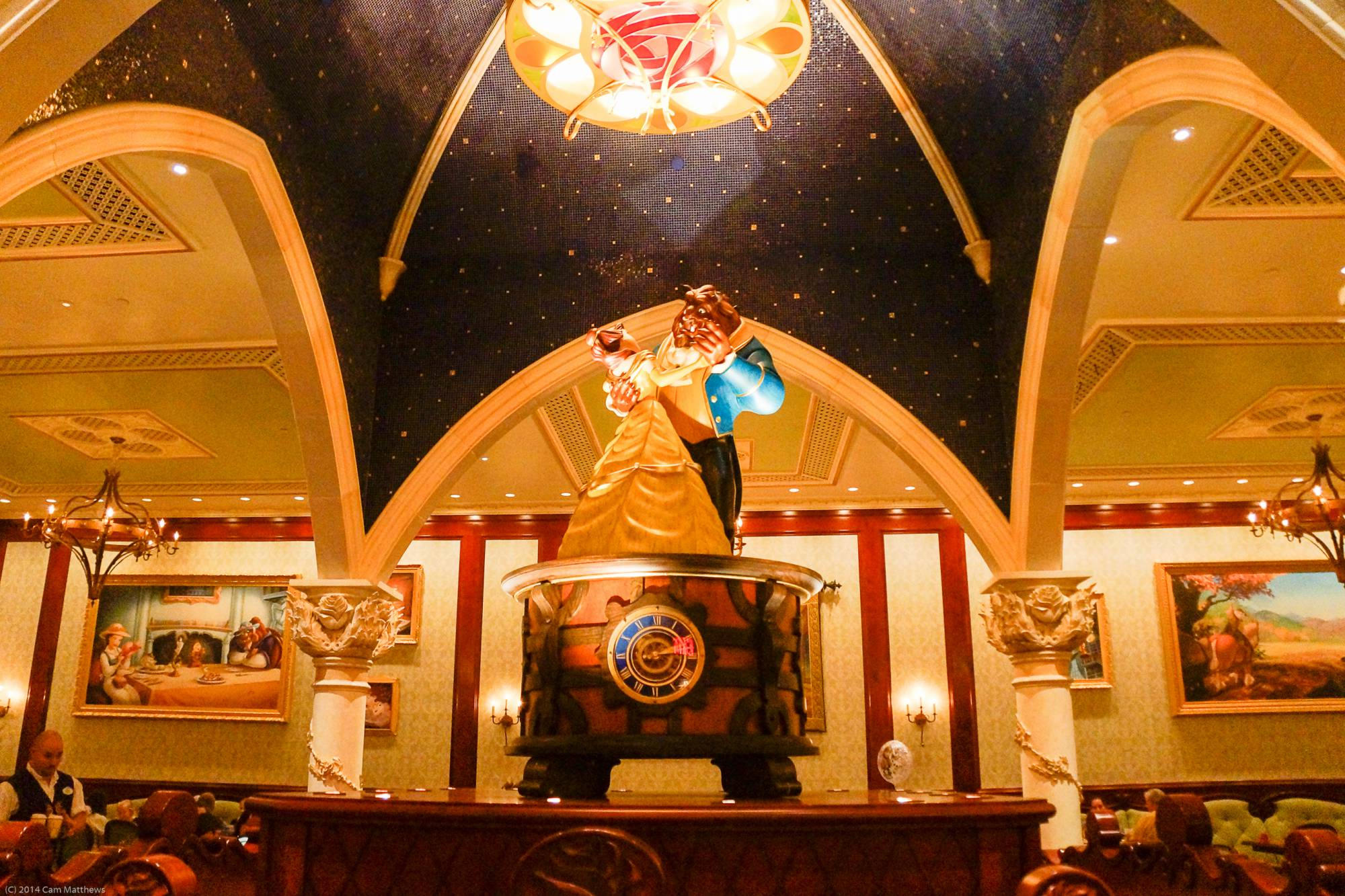 Enjoy le petit dejeuner (breakfast) at Be Our Guest in the Magic Kingdom |PassPorter.com