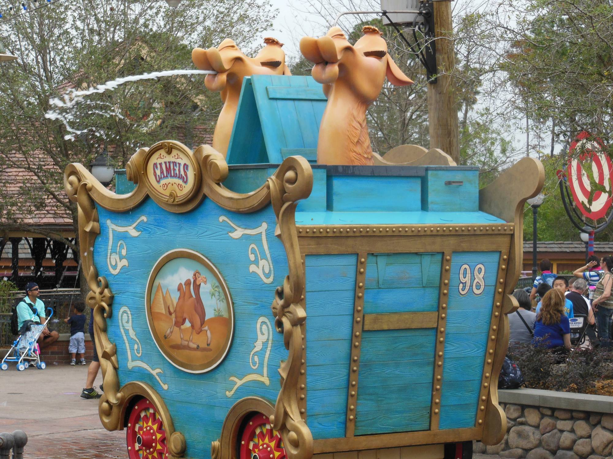 Explore all there is to offer in Fantasyland at the Magic Kingdom |PassPorter.com