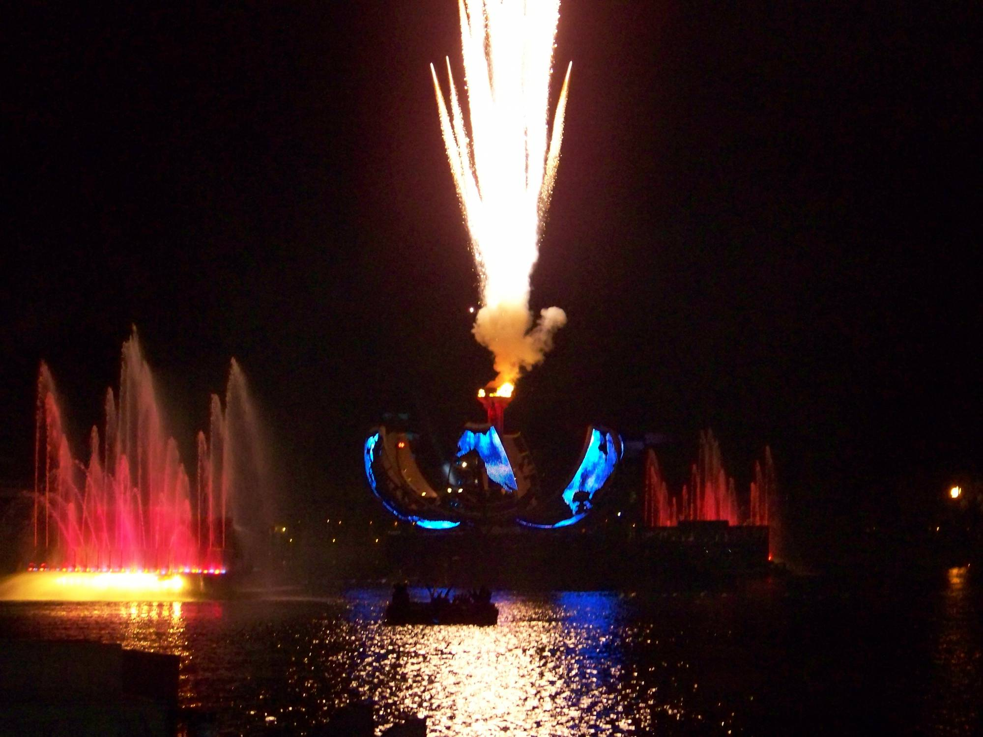 Epcot - Illuminations Fireworks Finale photo