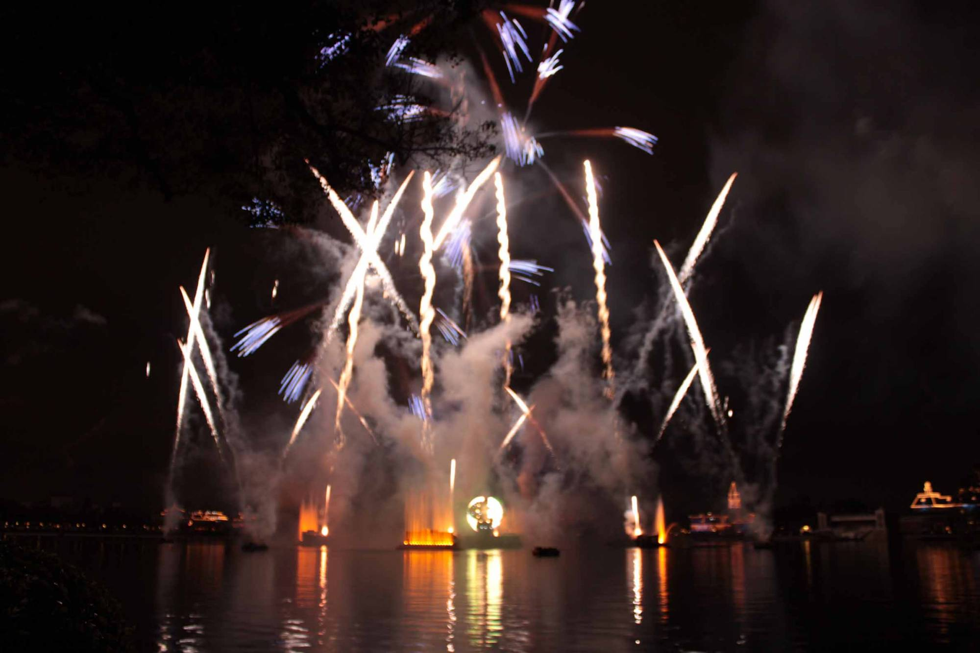 Illuminations Fireworks at Epcot photo