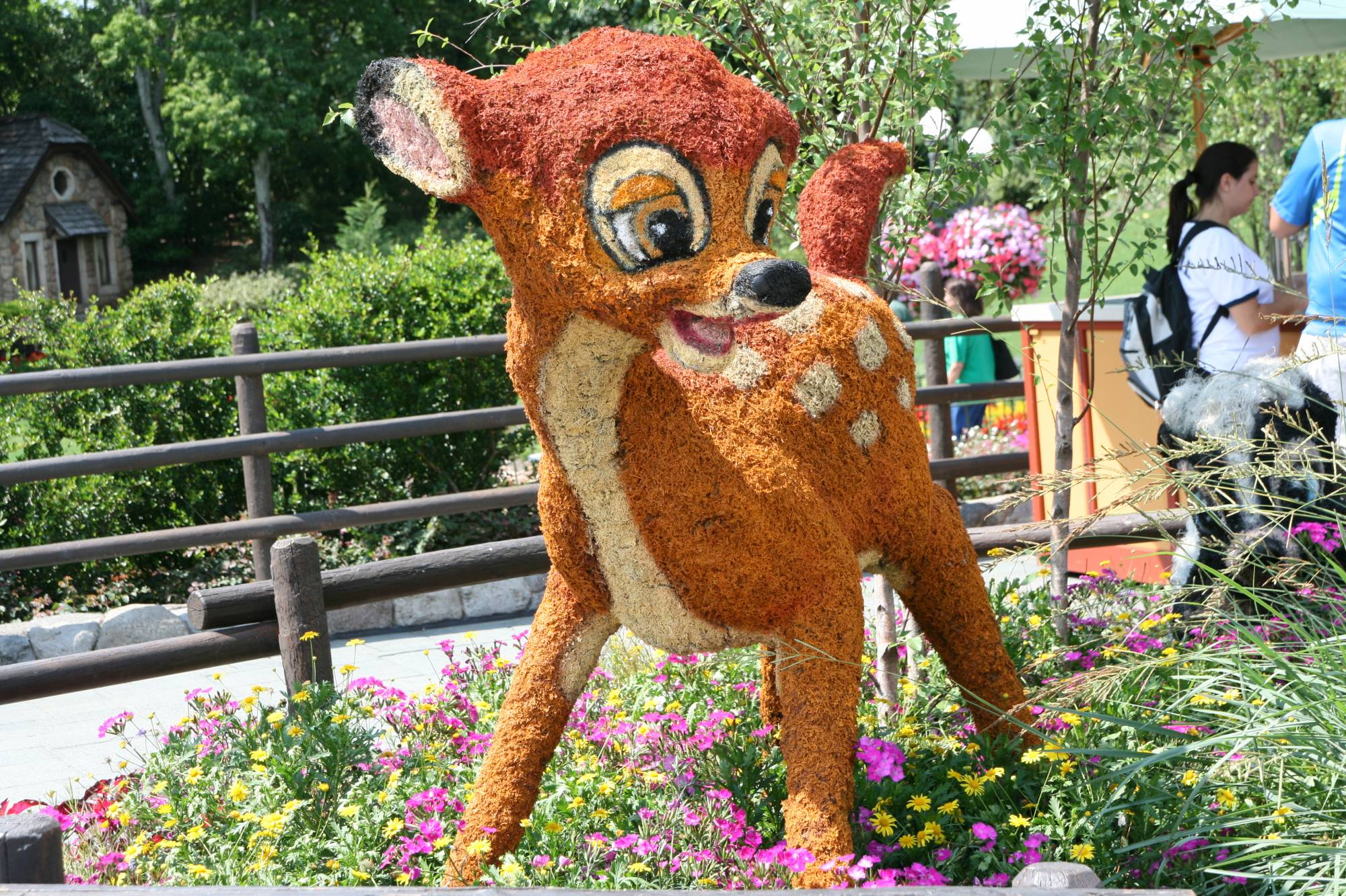 See Disney come to life at the Epcot Flower and Garden Festival with this review |PassPorter.com