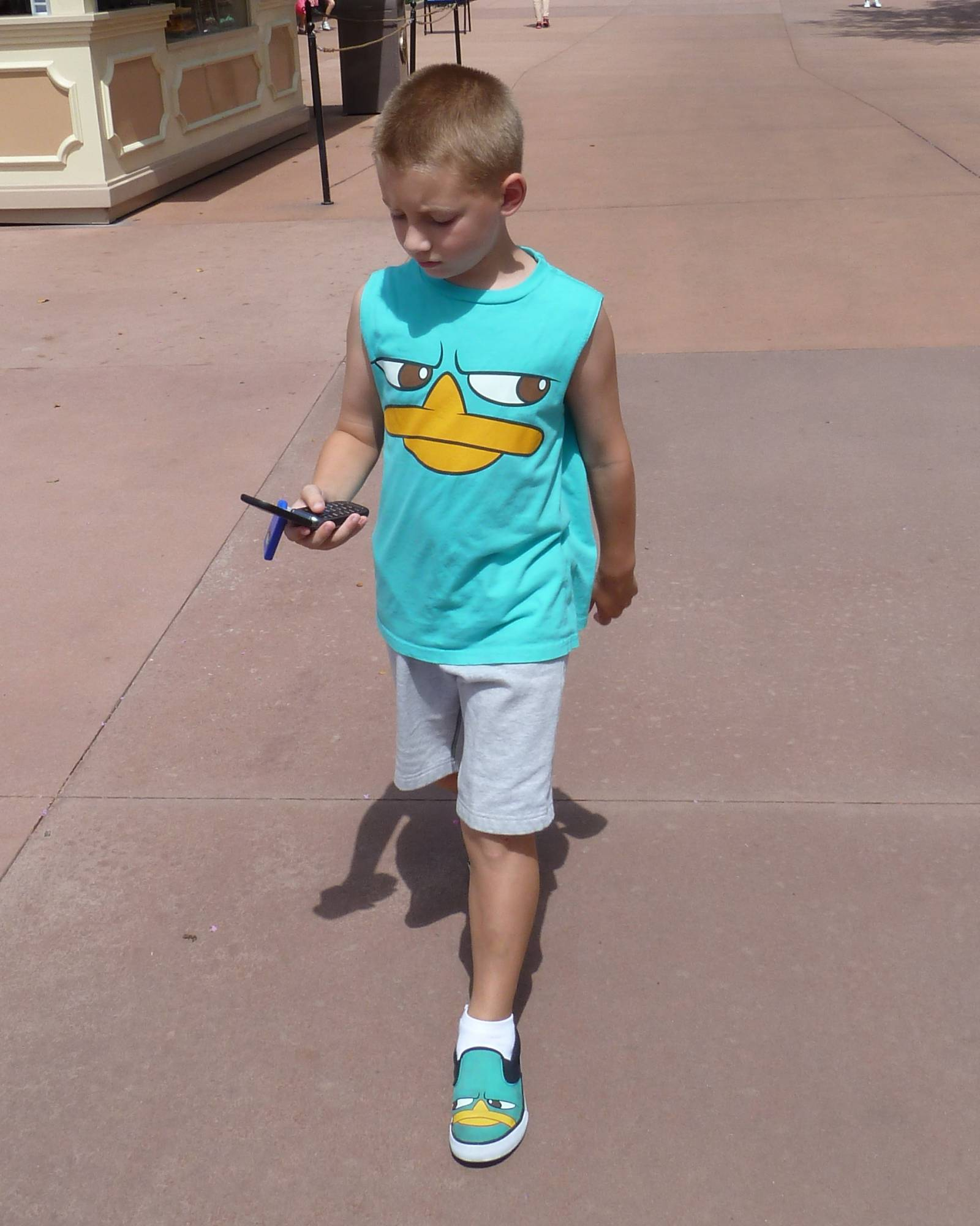 Explore the World Showcase at Epcot with Agent P from Phineas and Ferb! | PassPorter.com