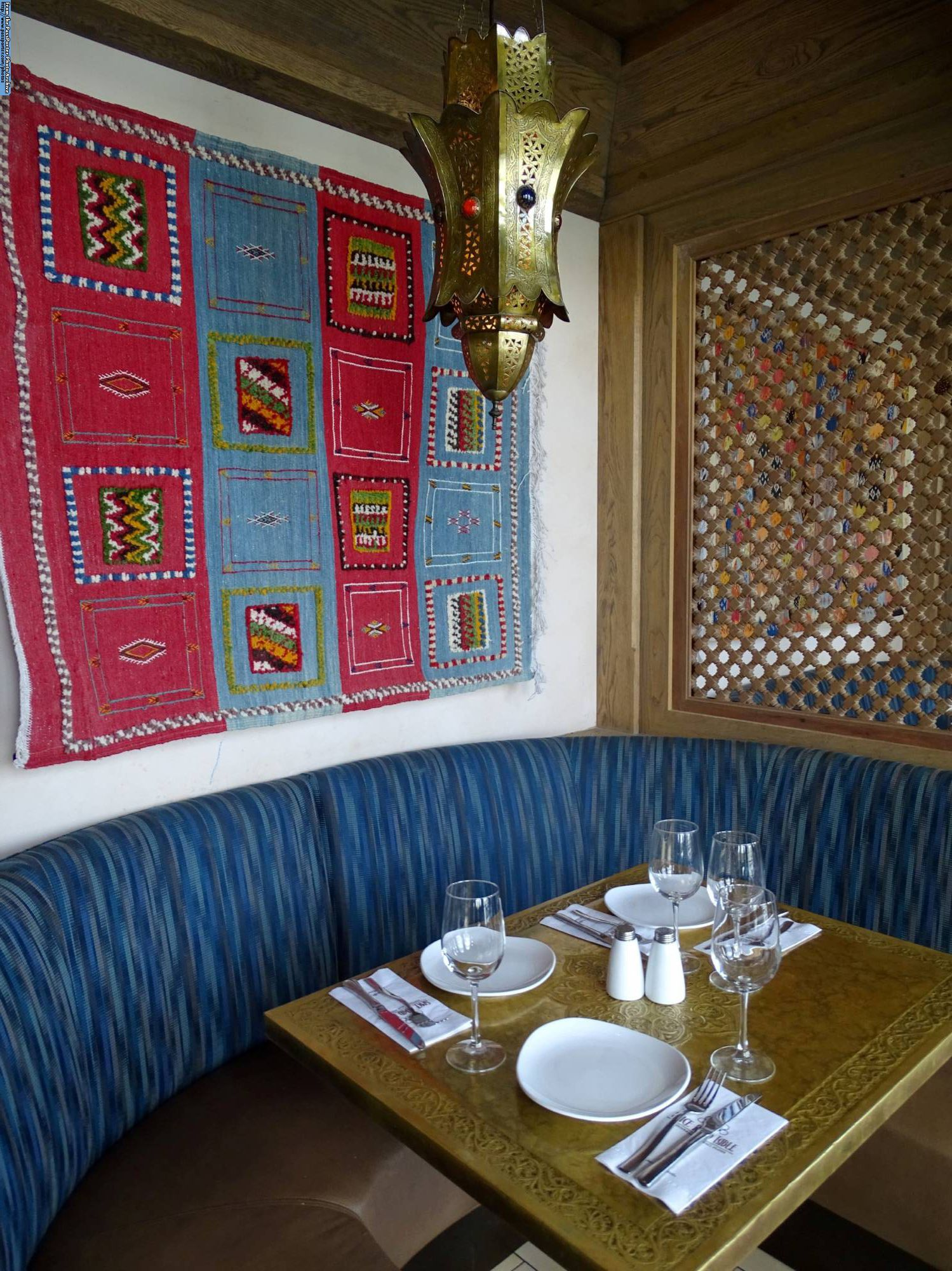Enjoy the flavors of Morocco at spice Road Table | PassPorter.com