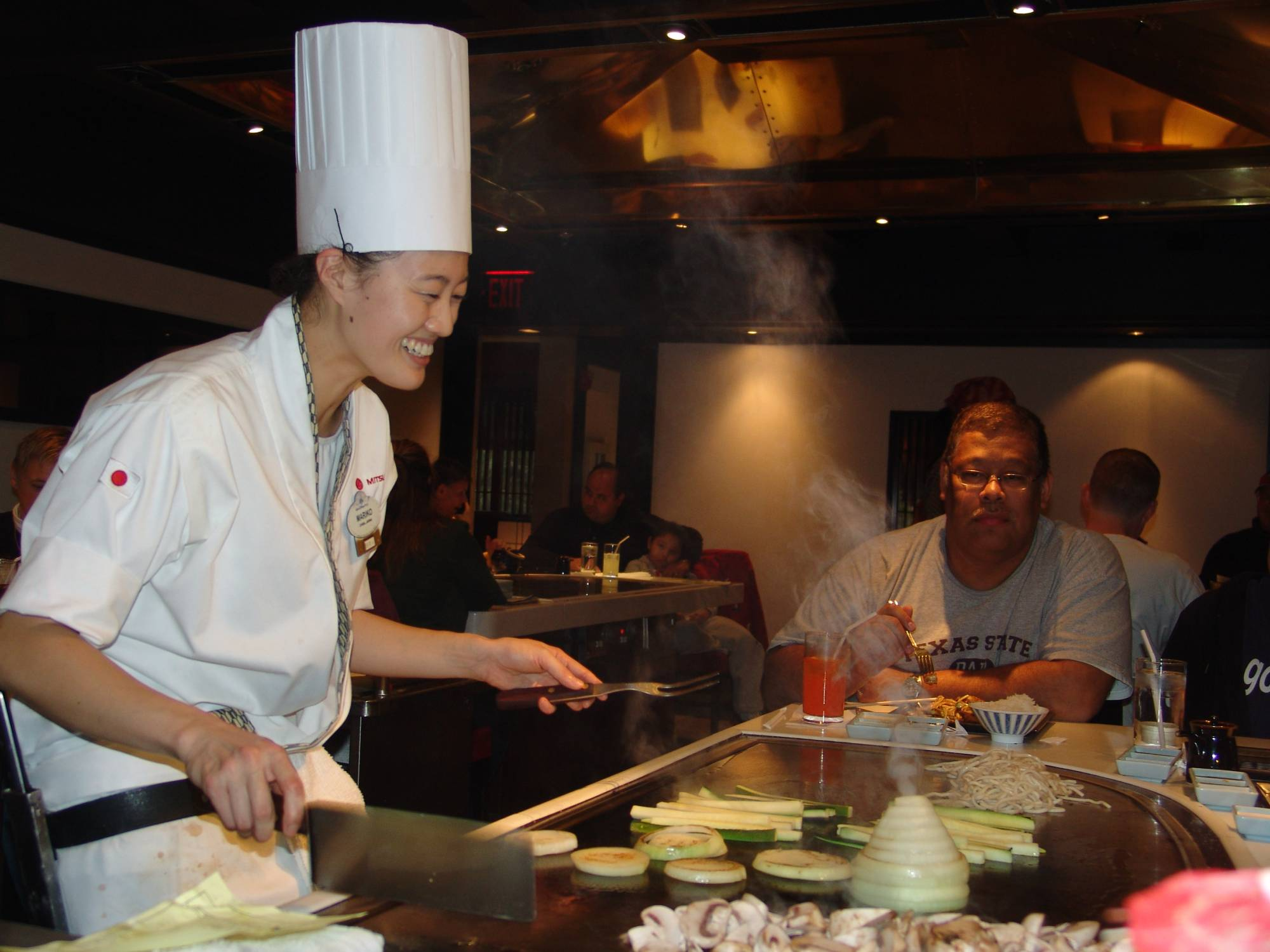 Enjoy a memorable meal at Teppan Edo in Epcot's World Showcase | PassPorter.com