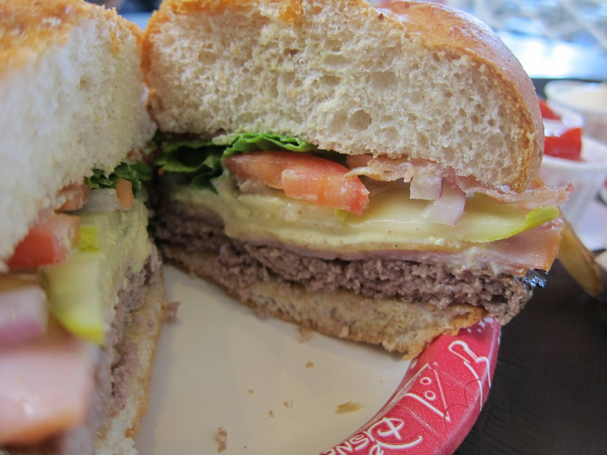 Liberty Inn Burger 2 photo