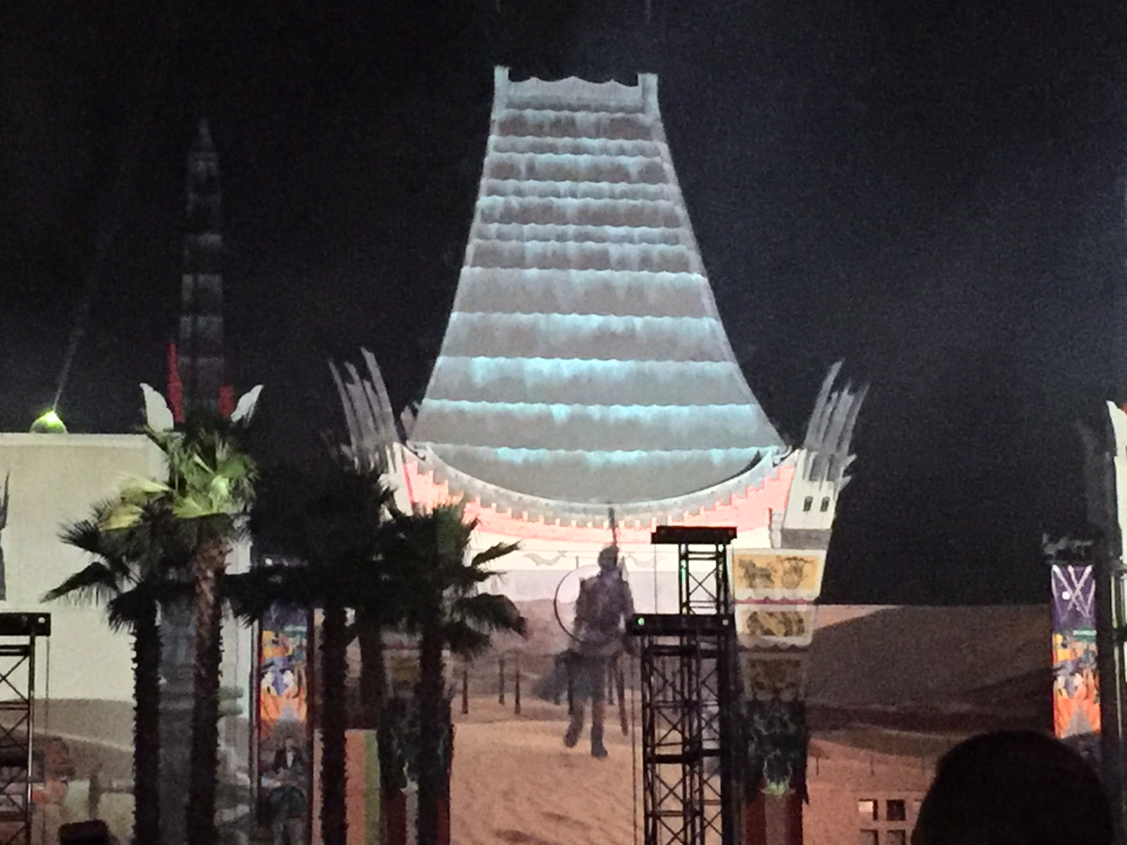 Enjoy the Star Wars Galactic Spectacular Dessert Party at Hollywood Studios | PassPorter.com