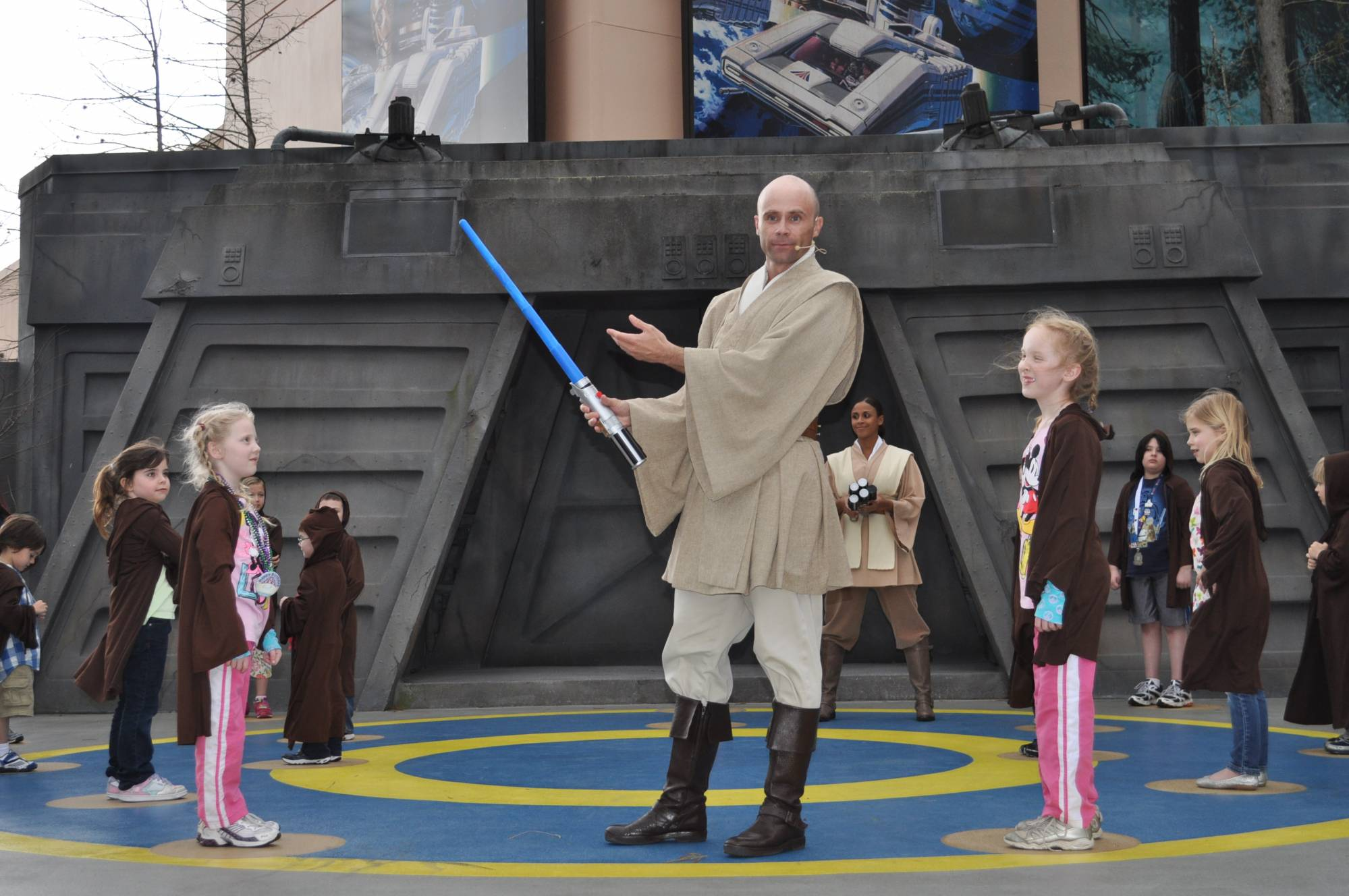 Children learn the way of the Jedi at Disney Hollywood Studios |PassPorter.com