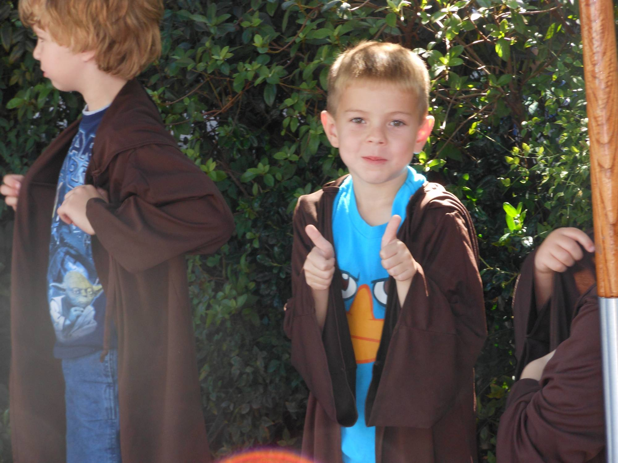 Children learn the way of the Jedi at Disney Hollywood Studios | PassPorter.com