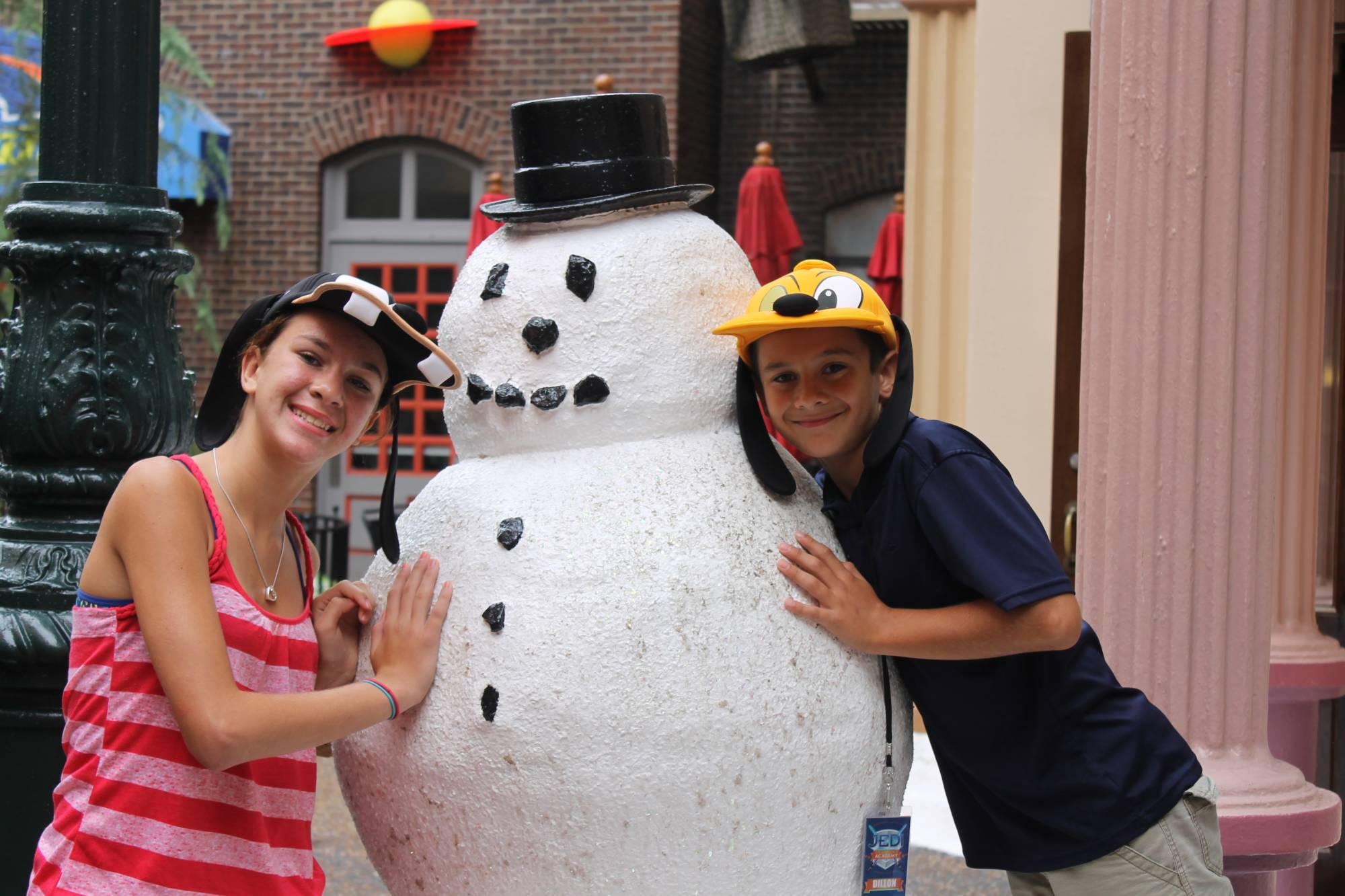 How is summer at Walt Disney World just like winter in Michgan? Read on! | PassPorter.com