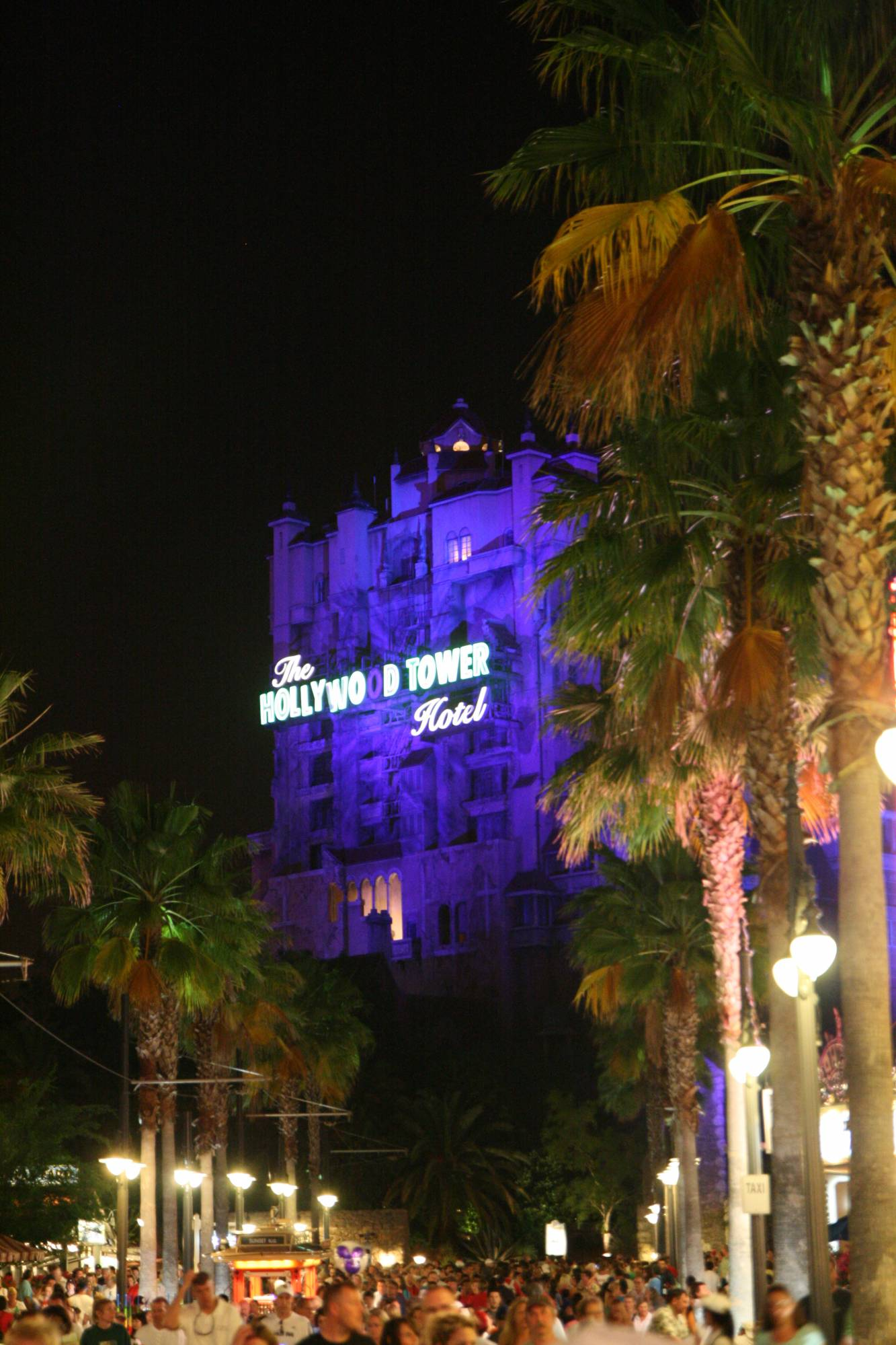 Hollywood Studios - Tower of Terror photo
