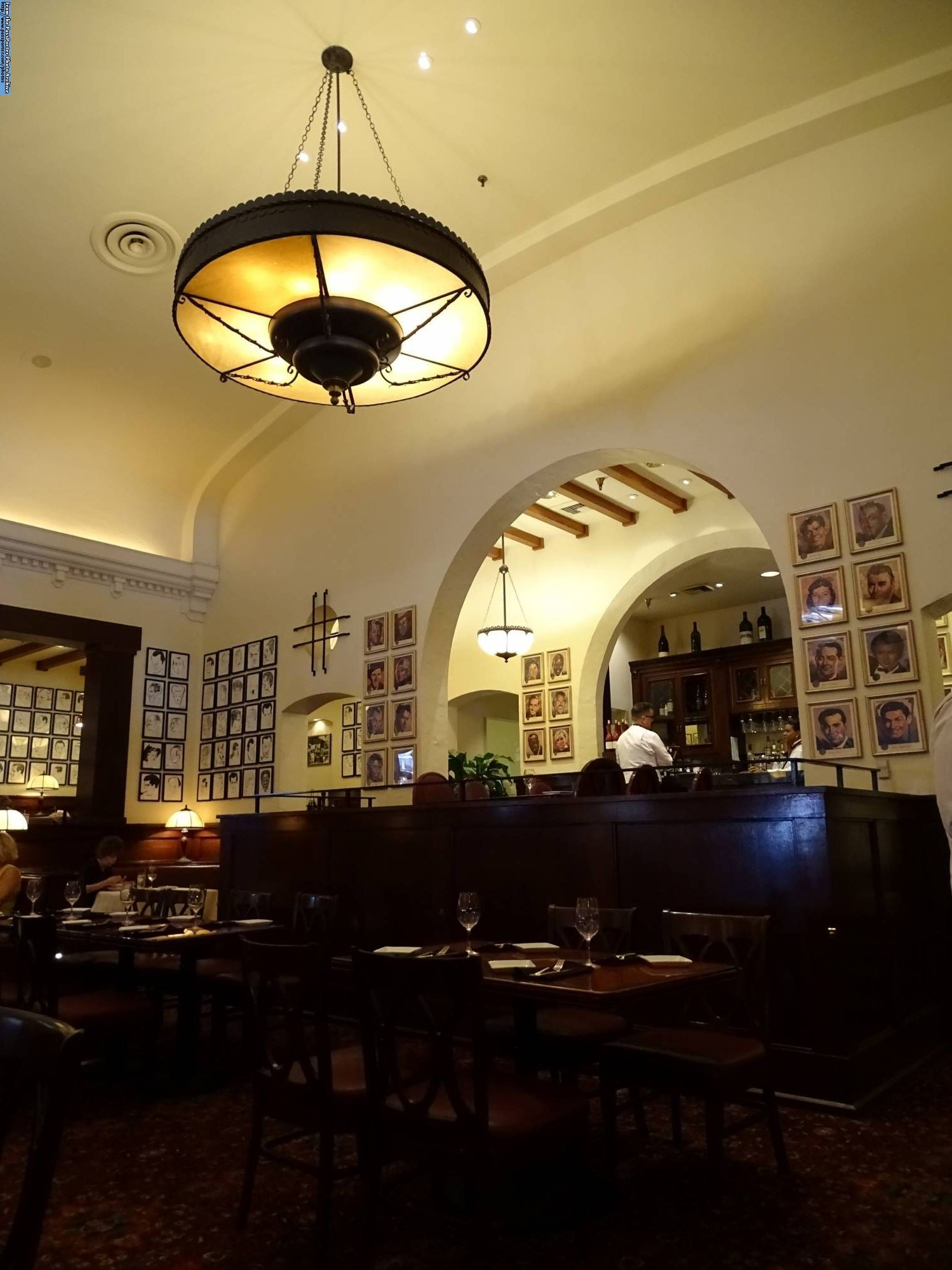 Enjoy the original Cobb Salad at the Hollywood Brown Derby |PassPorter.com