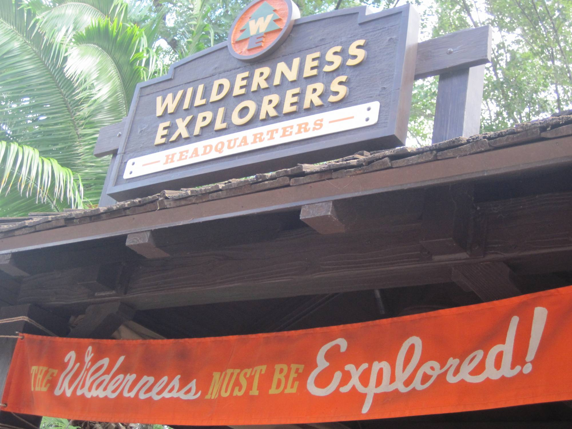Earn your merit badges doing the Wilderness Explorers Adventure at Disney's Animal Kingdom |PassPorter.com