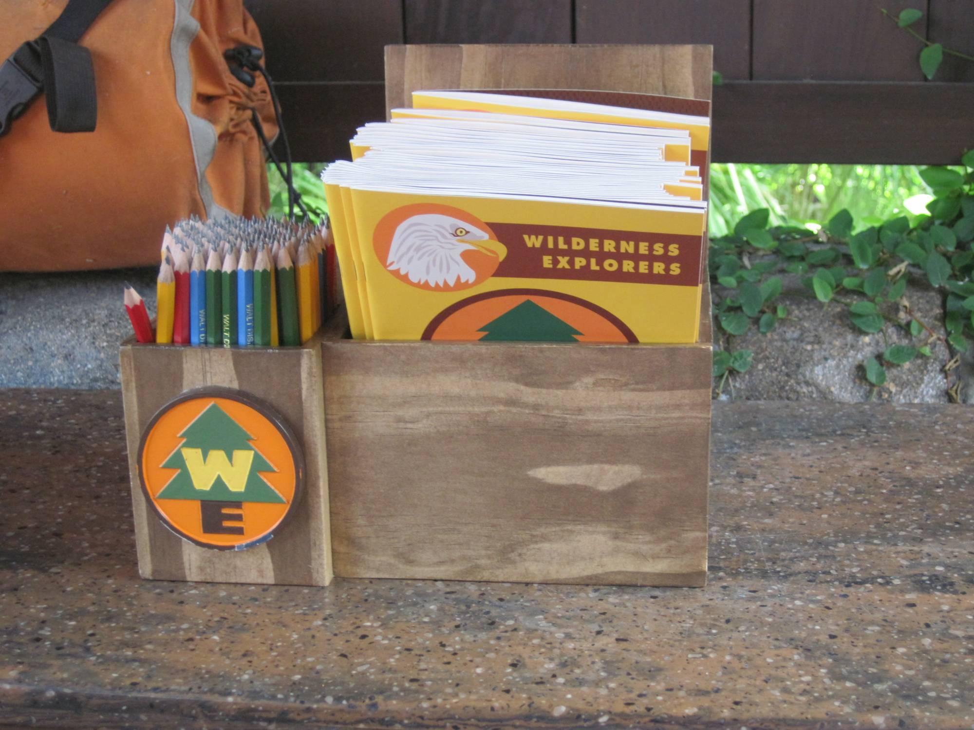 Earn your merit badges doing the Wilderness Explorers Adventure at Disney's Animal Kingdom | PassPorter.com