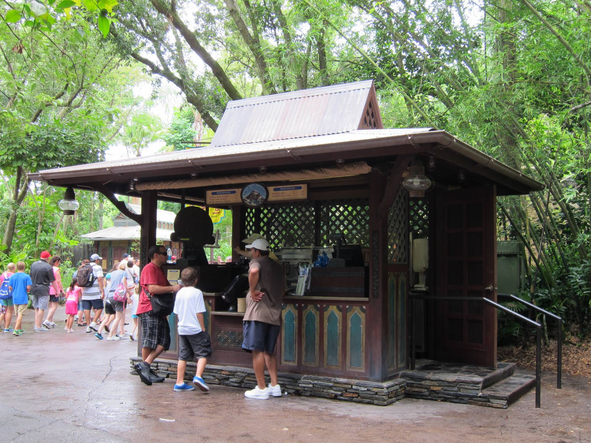 Enjoy a frosty adult beverage at Disney's Animal Kingdom | PassPorter.com