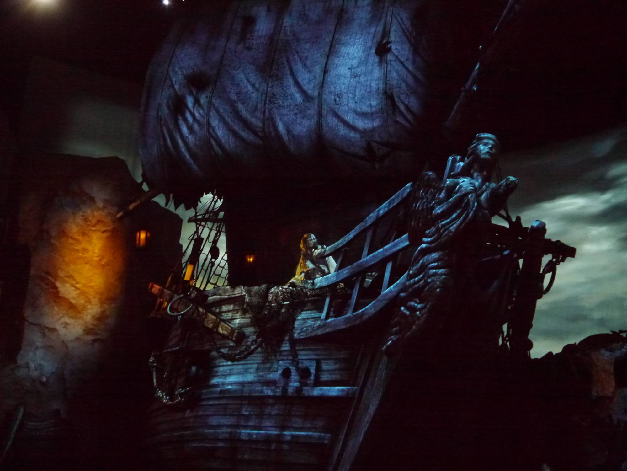 Disney's Hollywood Studios - the Legend of Captain Jack Sparrow photo