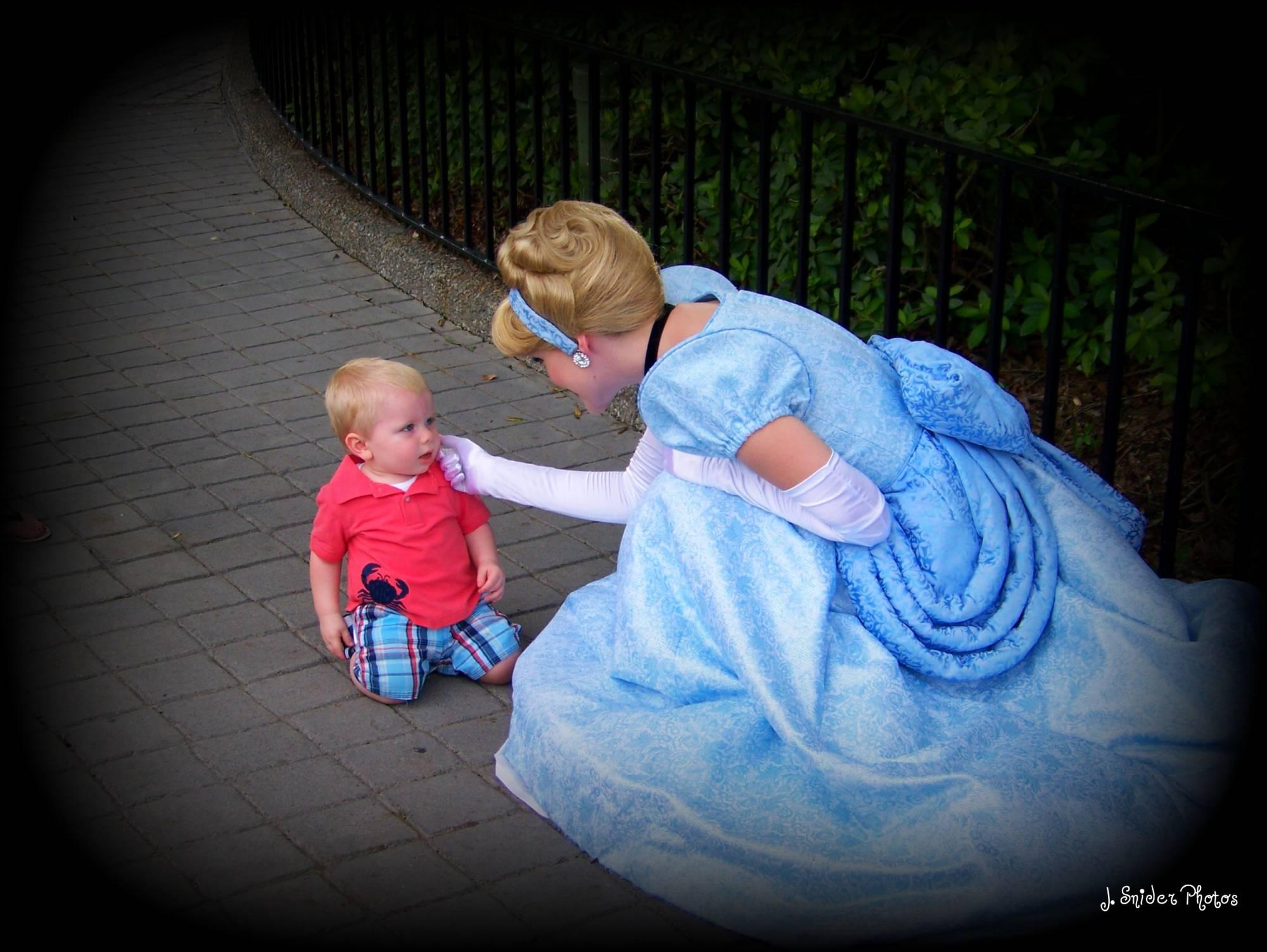 France - Cinderella Meets a Prince photo