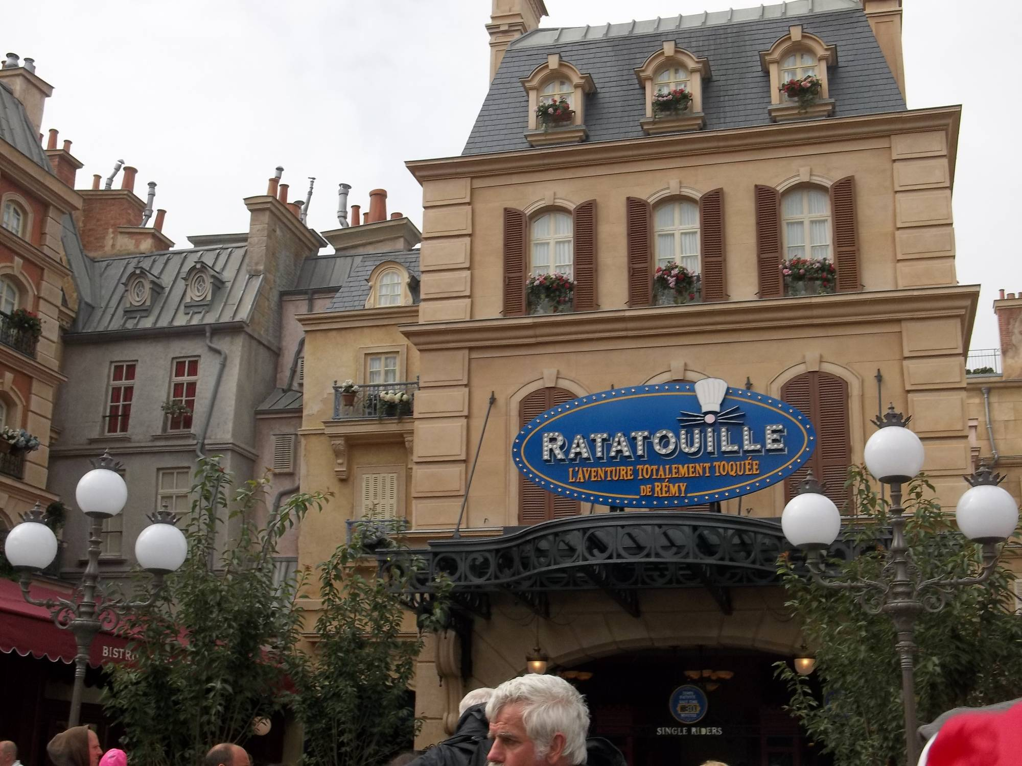 Disneyland Paris Ratatouille photo