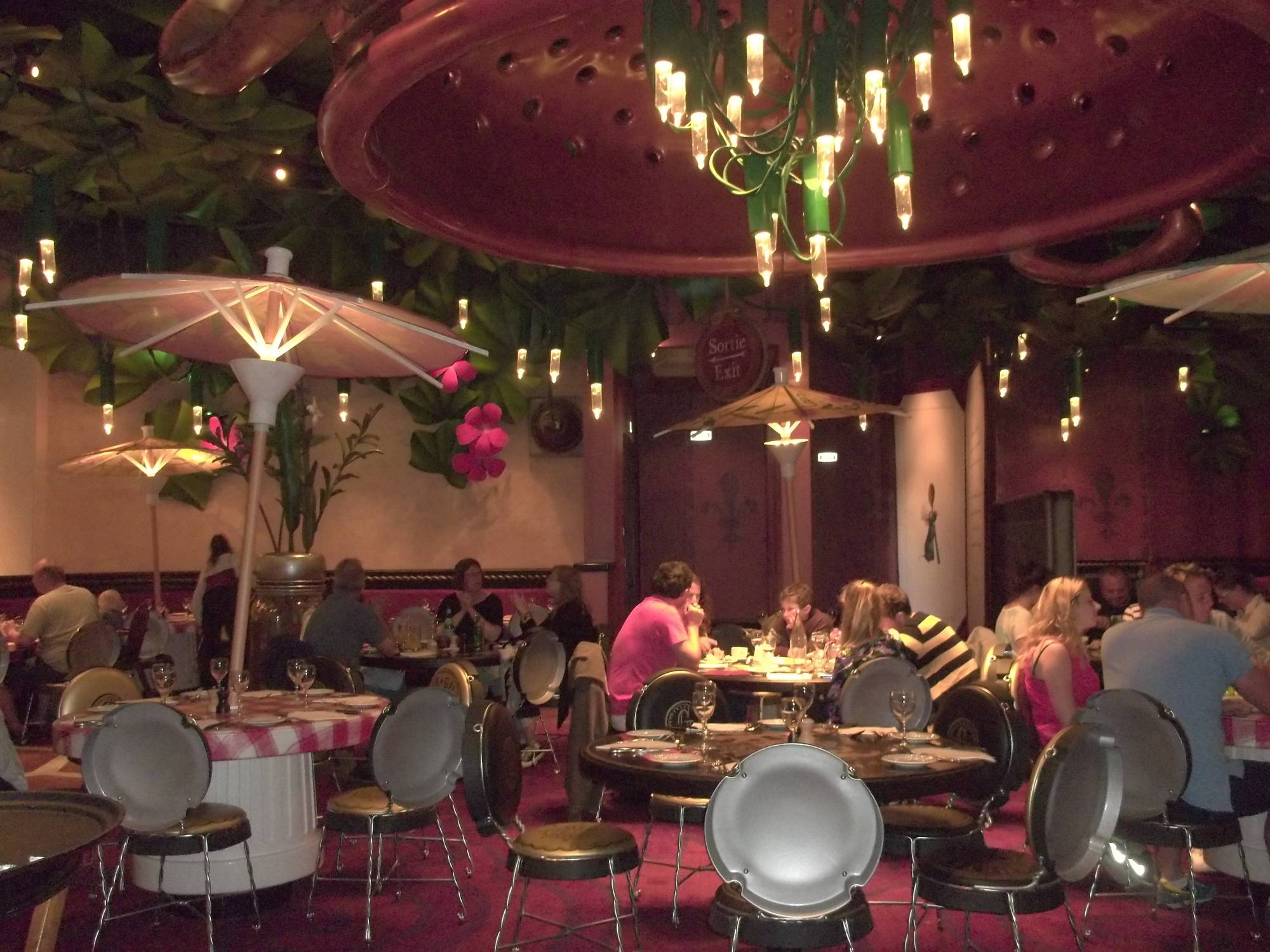 Enjoy the ratatouille at Bistro Chez Remy in Disneyland Paris |PassPorter.com