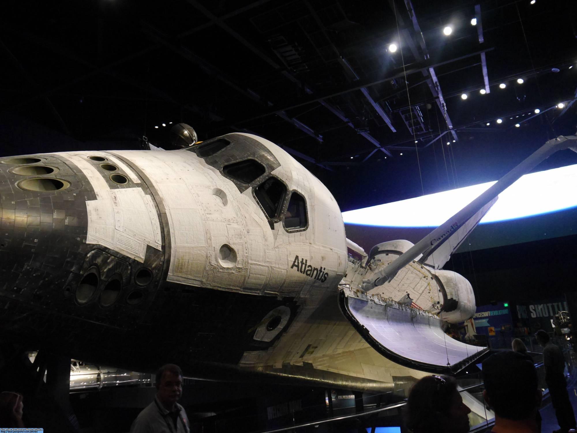 Explore Kennedy Space Center in Cape Canaveral, Florida |PassPorter.com