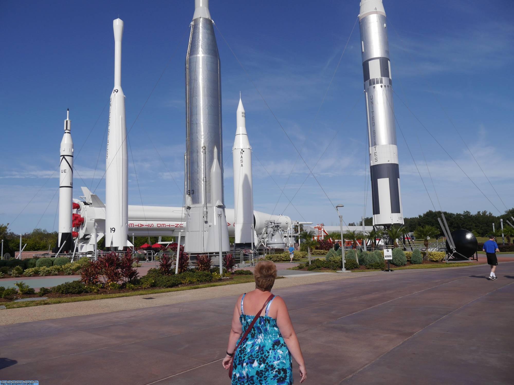 Explore Kennedy Space Center in Cape Canaveral, Florida | PassPorter.com