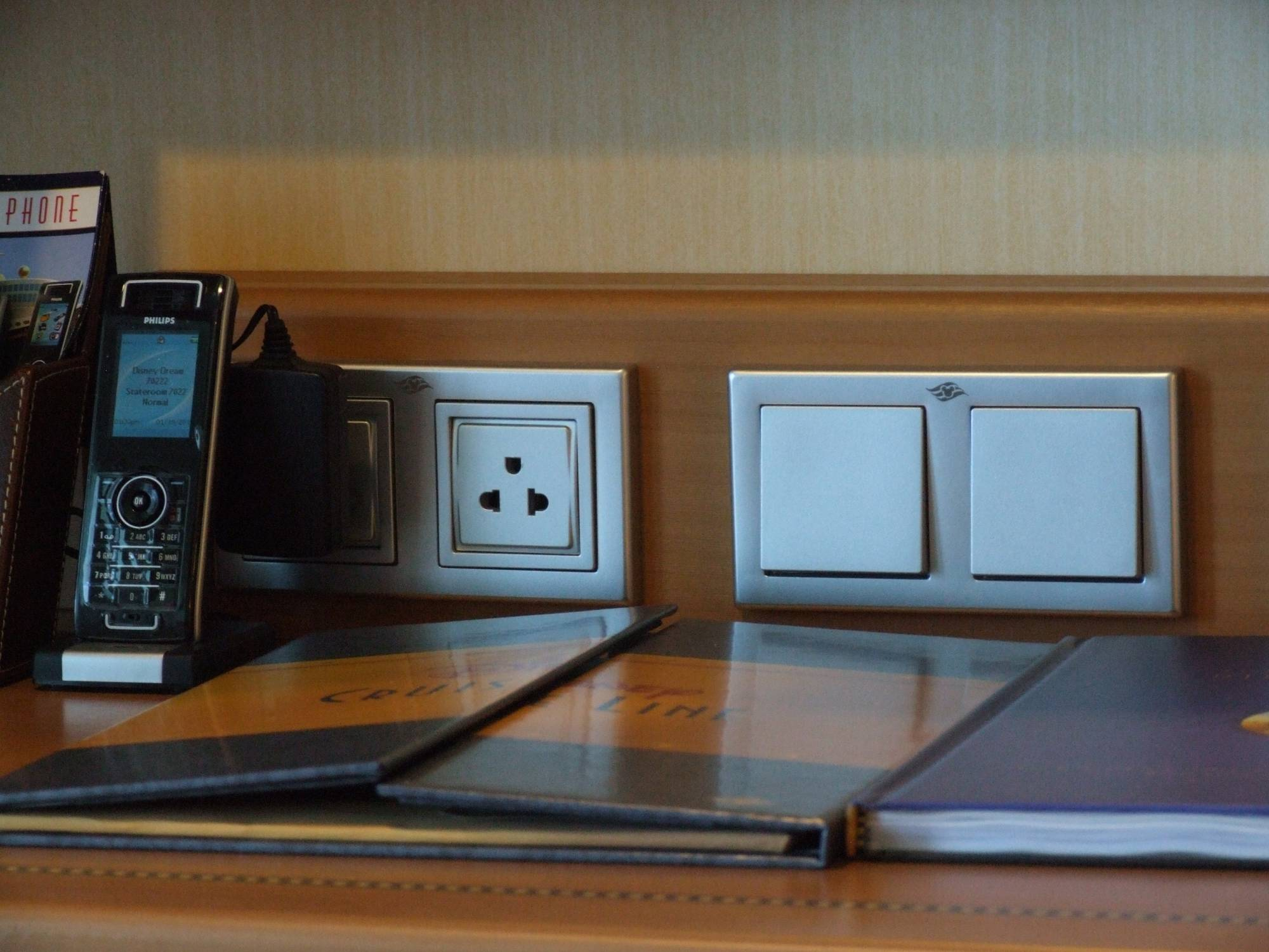 Learn how to keep your devices charged while onboard a Disney Cruise |PassPorter.com