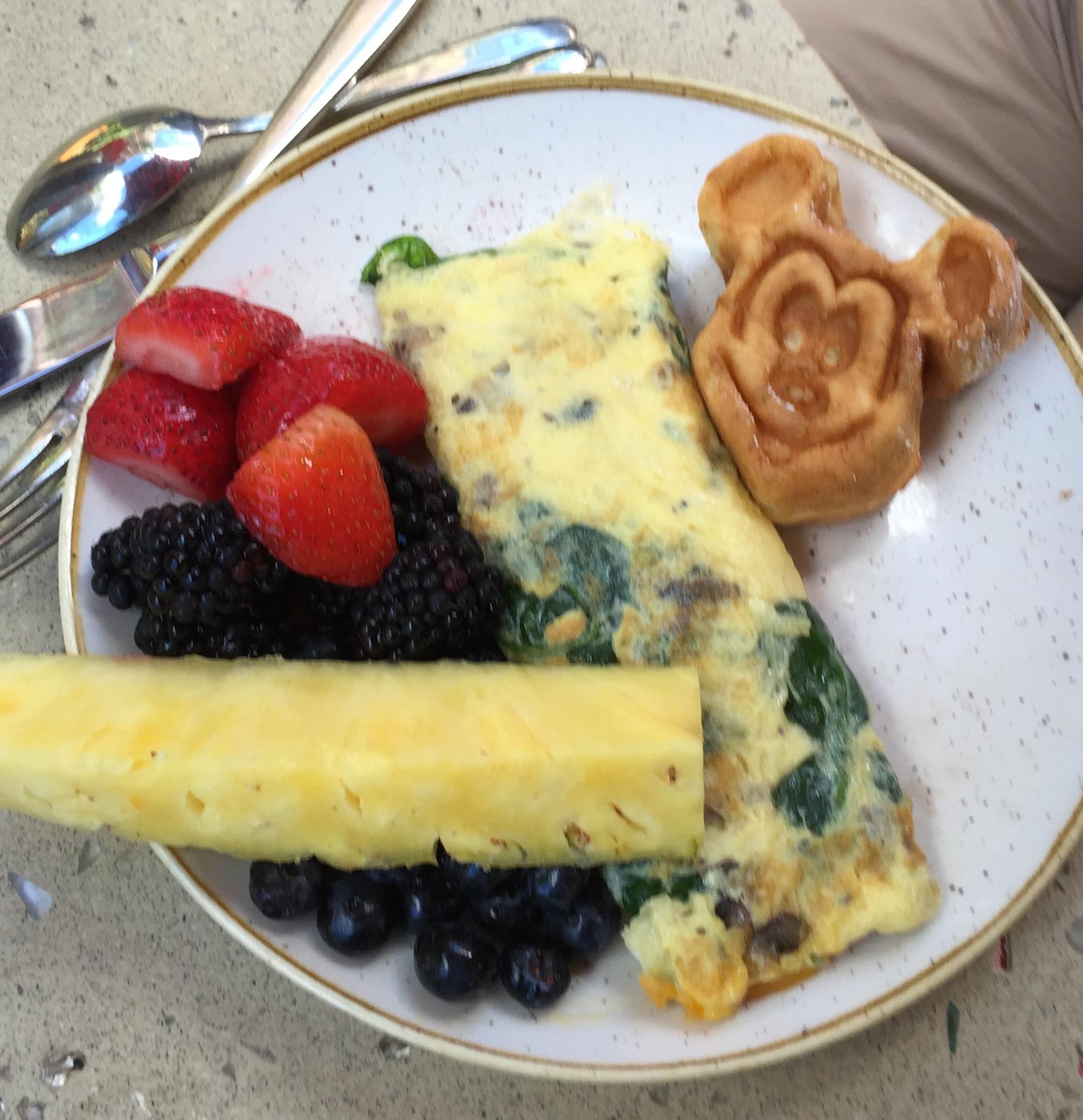 Enjoy breakfast with Mickey Mouse at Aulani - A Disney Resort and Spa in Ko Olina, Hawaii | PassPorter.com