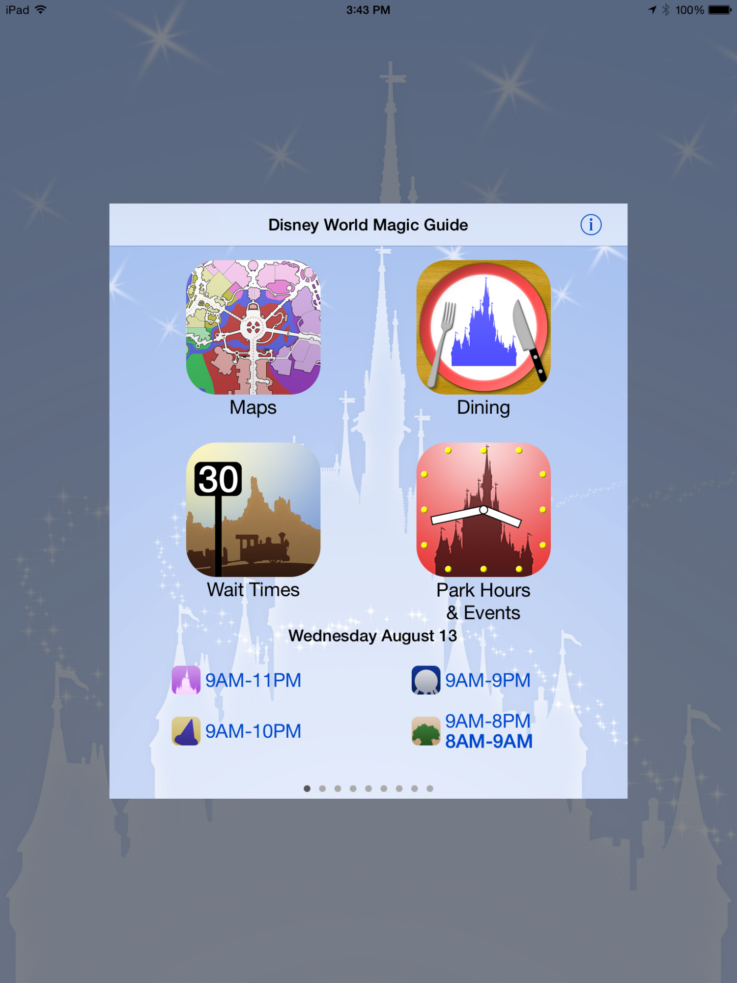 Learn which smartphone apps can help plan your Disney vacation | PassPorter.com